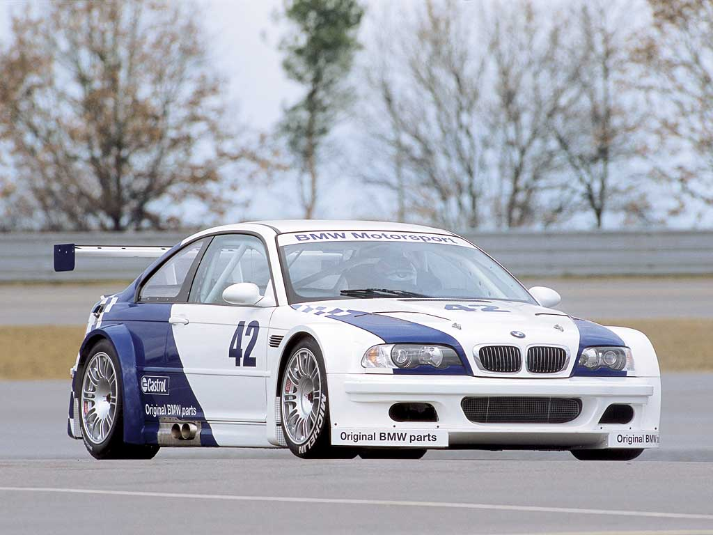 2001 BMW M3 GTR | Review | SuperCars.net