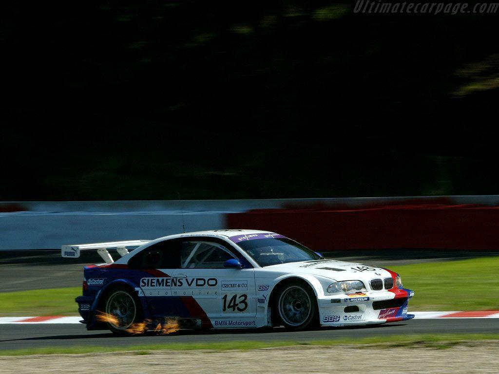 Bmw M3 Gtr E46 Street Version Specs