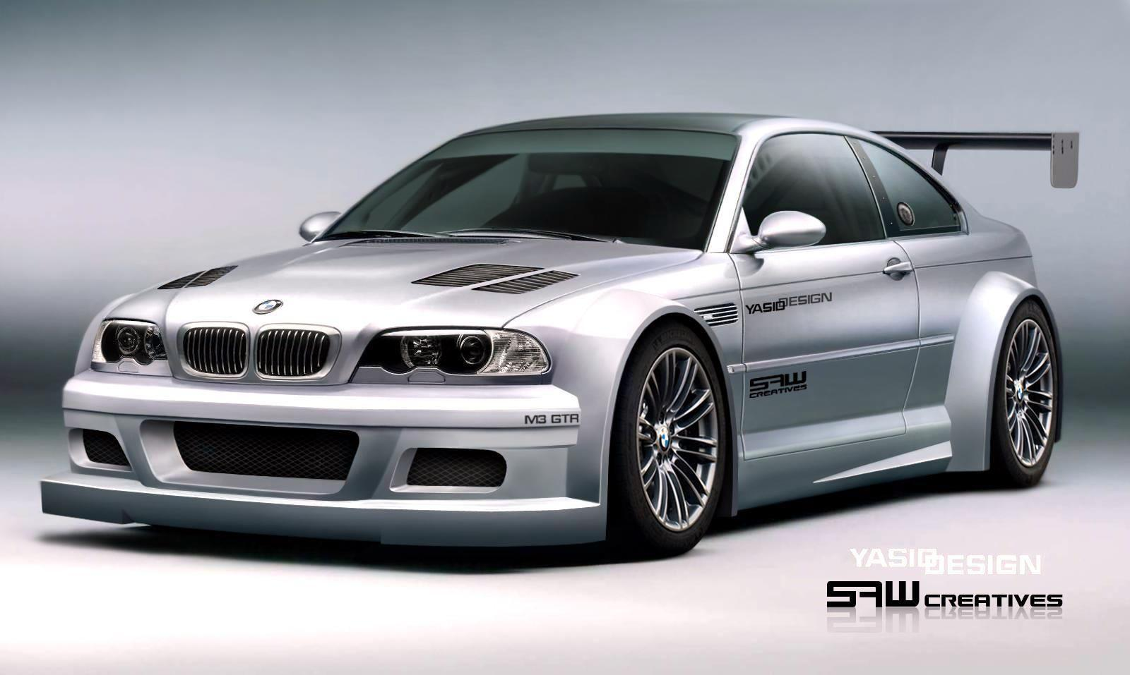 Make This Useful: BMW M3 GTR