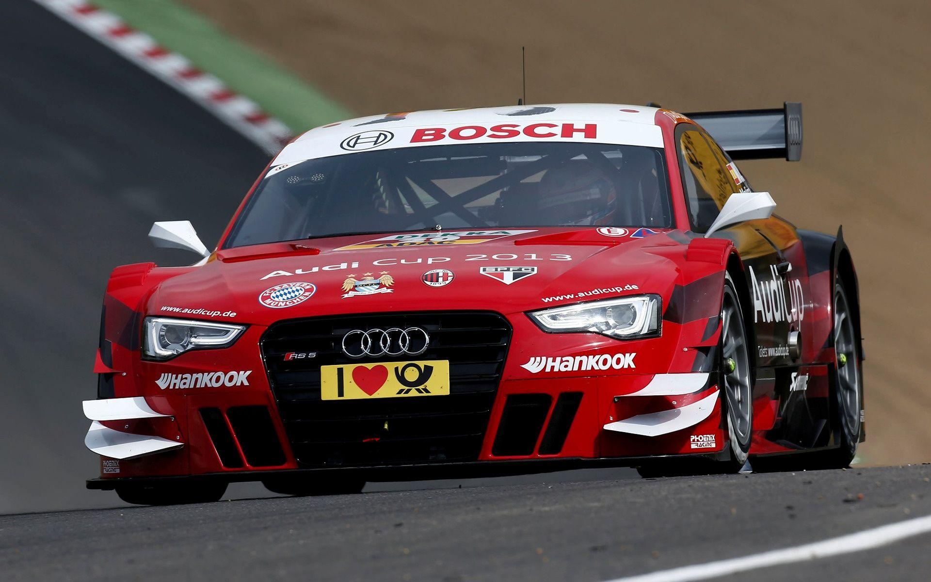 Audi RS 5 DTM (2013) Wallpapers and HD Images - Car Pixel