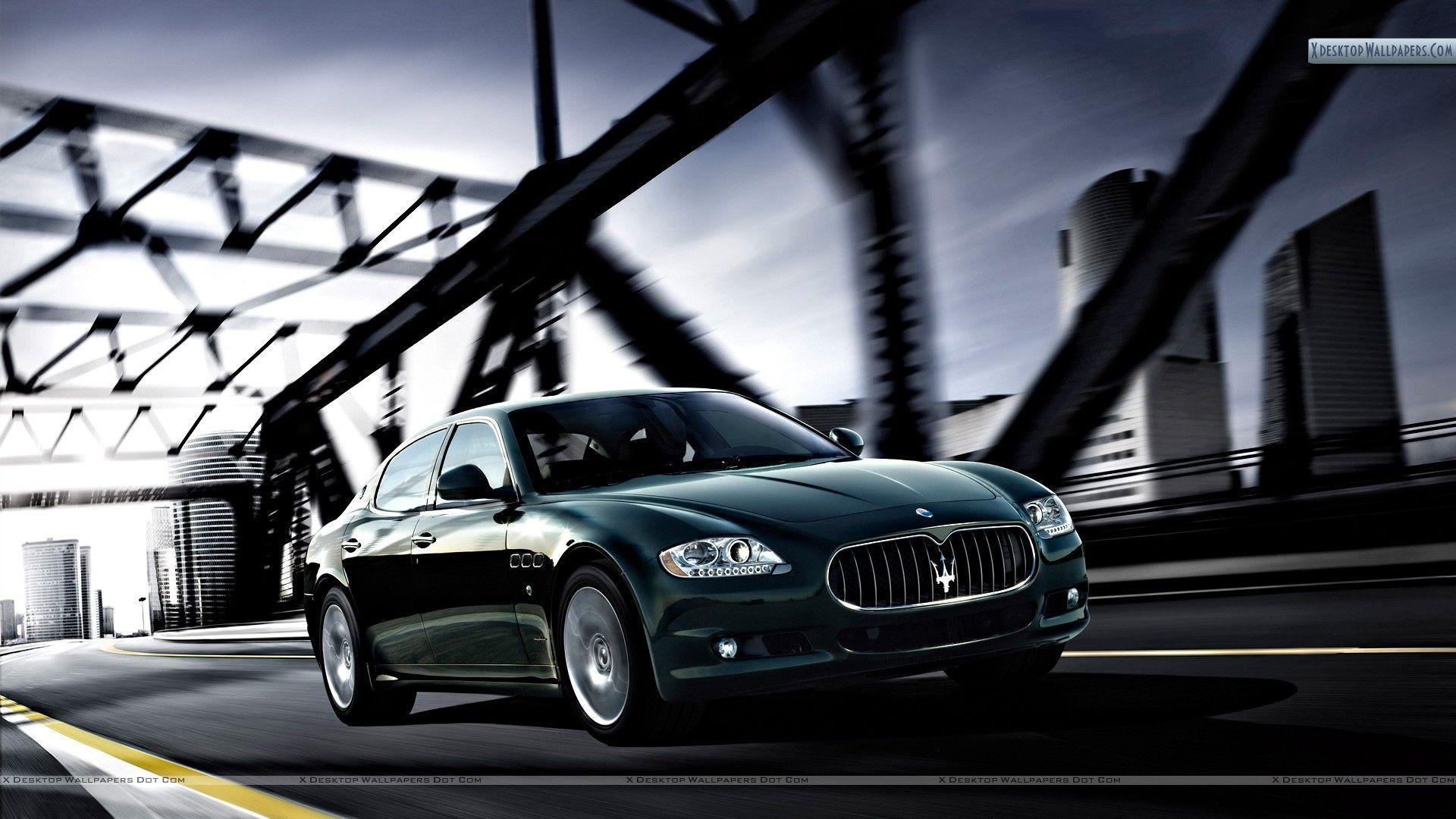 Maserati Quattroporte Wallpapers, Photos & Images in HD