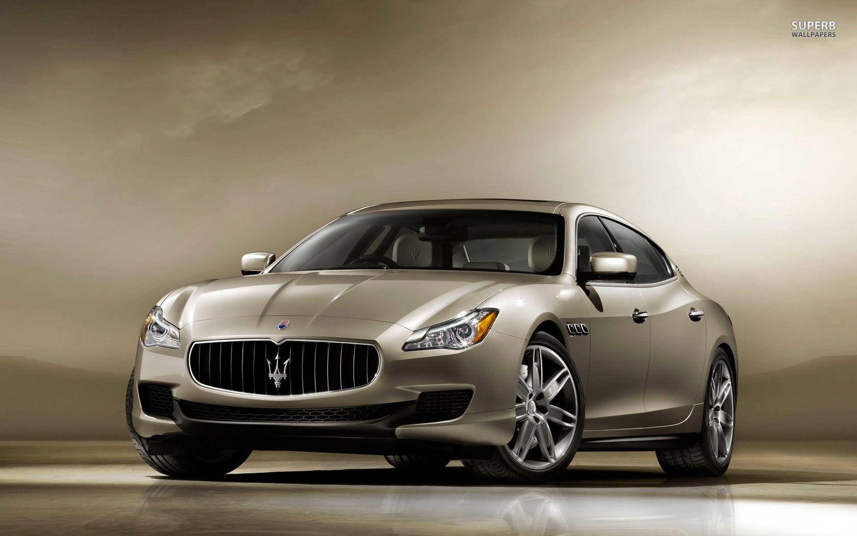 Maserati Quattroporte Wallpapers Group with 55 items