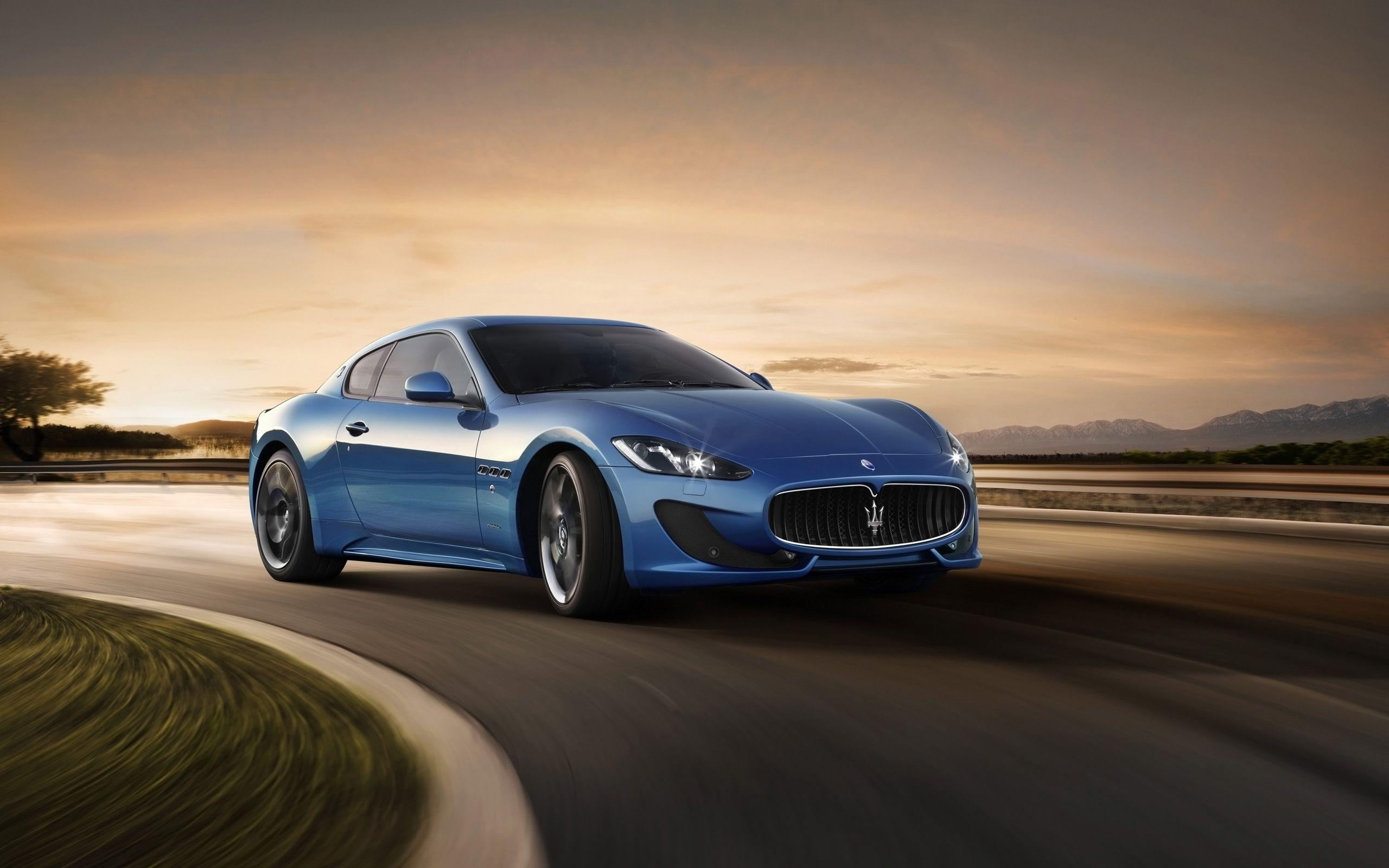 2016 Maserati Quattroporte Wallpaper | HD Car Wallpapers