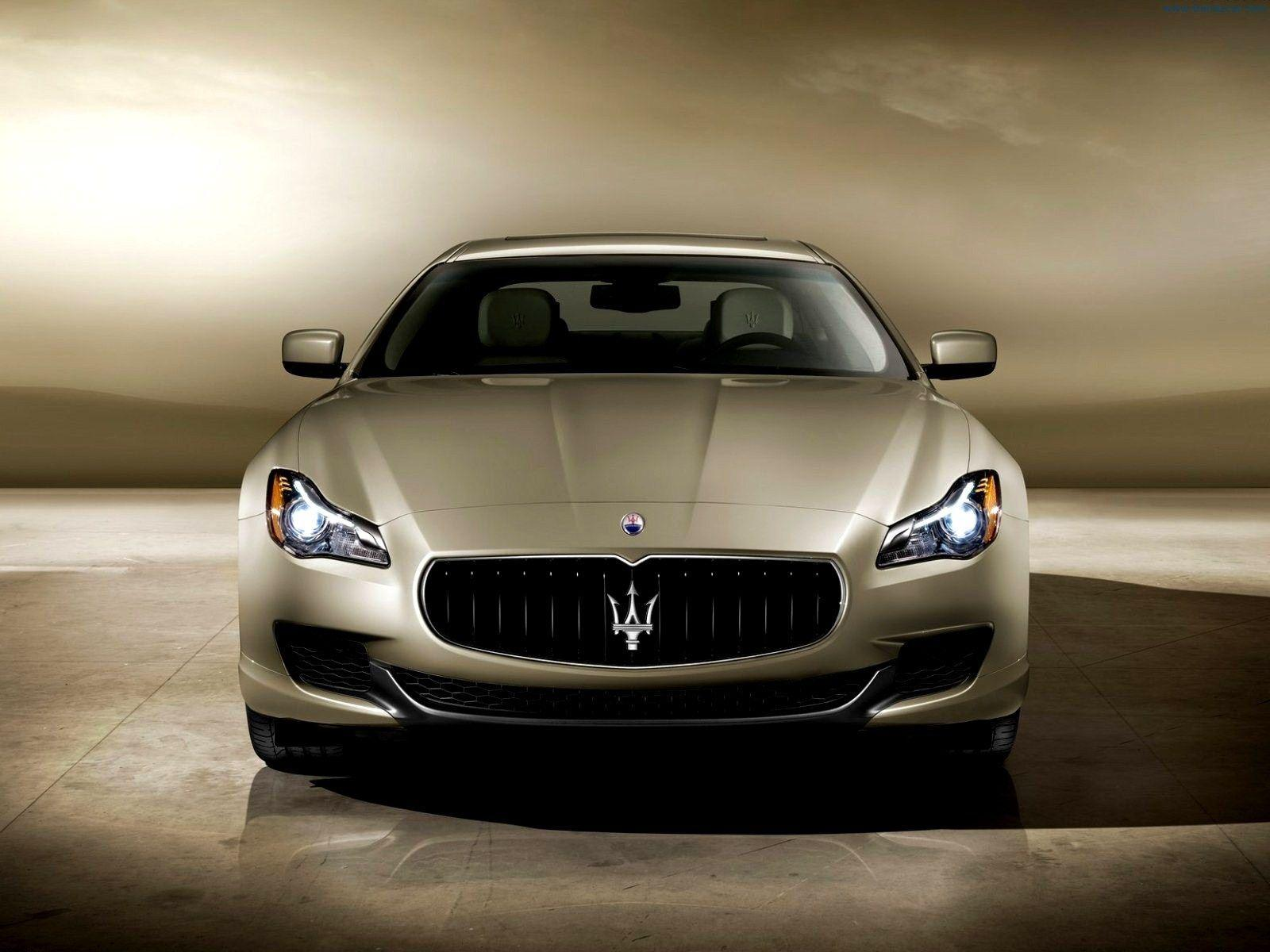 HD Maserati Wallpaper - WallpaperSafari