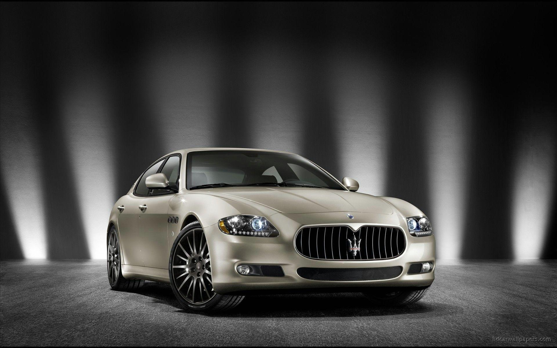 Maserati Quattroporte Sport GTS 2 Wallpaper | HD Car Wallpapers
