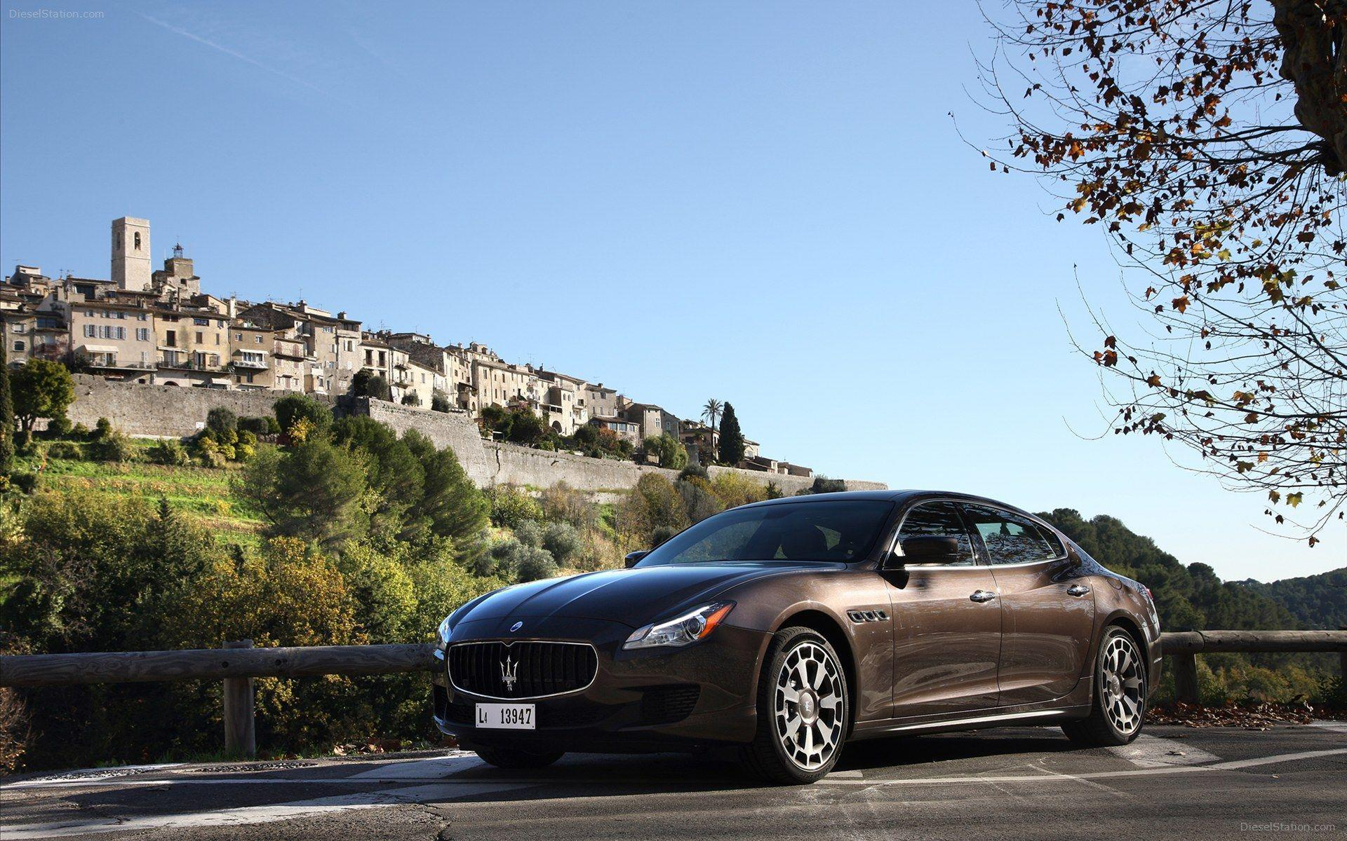 Maserati Quattroporte 2013 Widescreen Exotic Car Wallpapers #32 of ...
