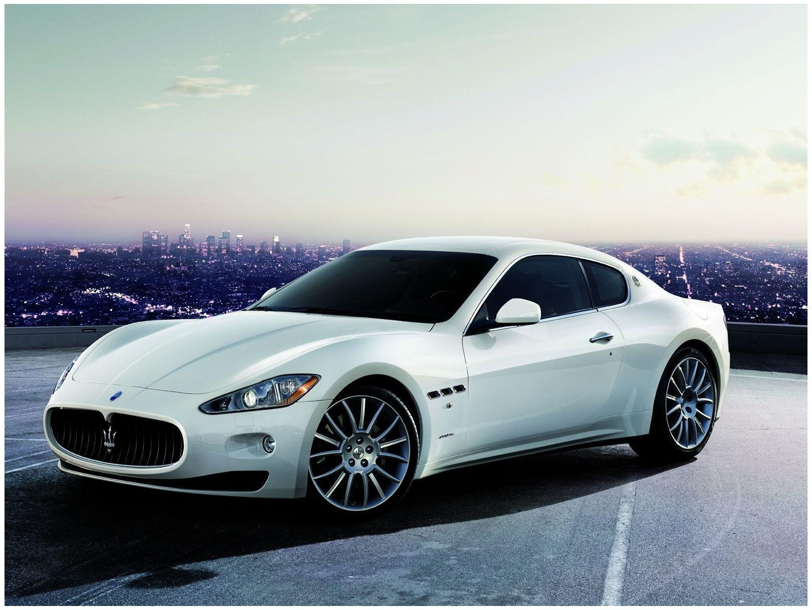 New Maserati Granturismo HD Car Wallpaper | HD Walls