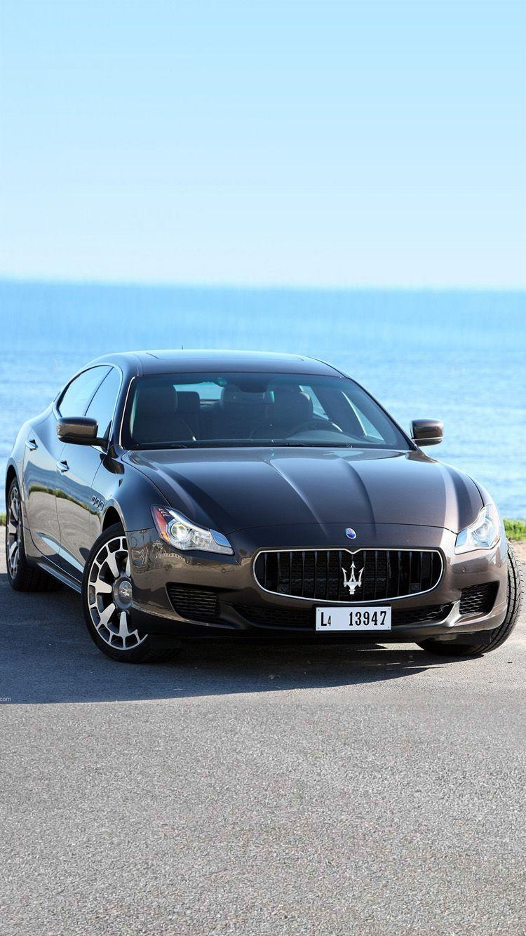 Maserati Quattroporte iPhone 6/6 plus wallpaper | Cars iPhone ...