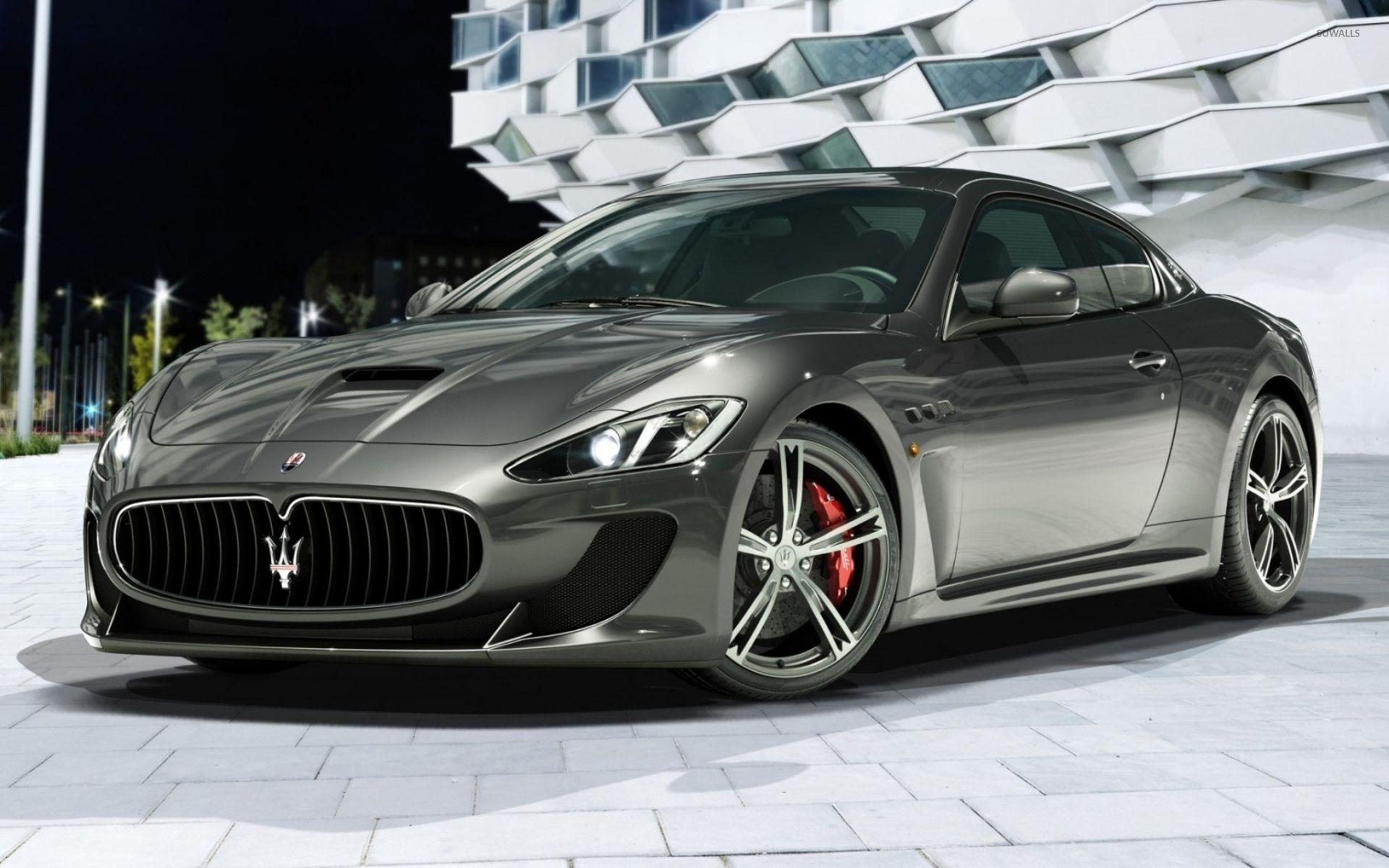 Orange Maserati Quattroporte wallpaper - Car wallpapers - #49281