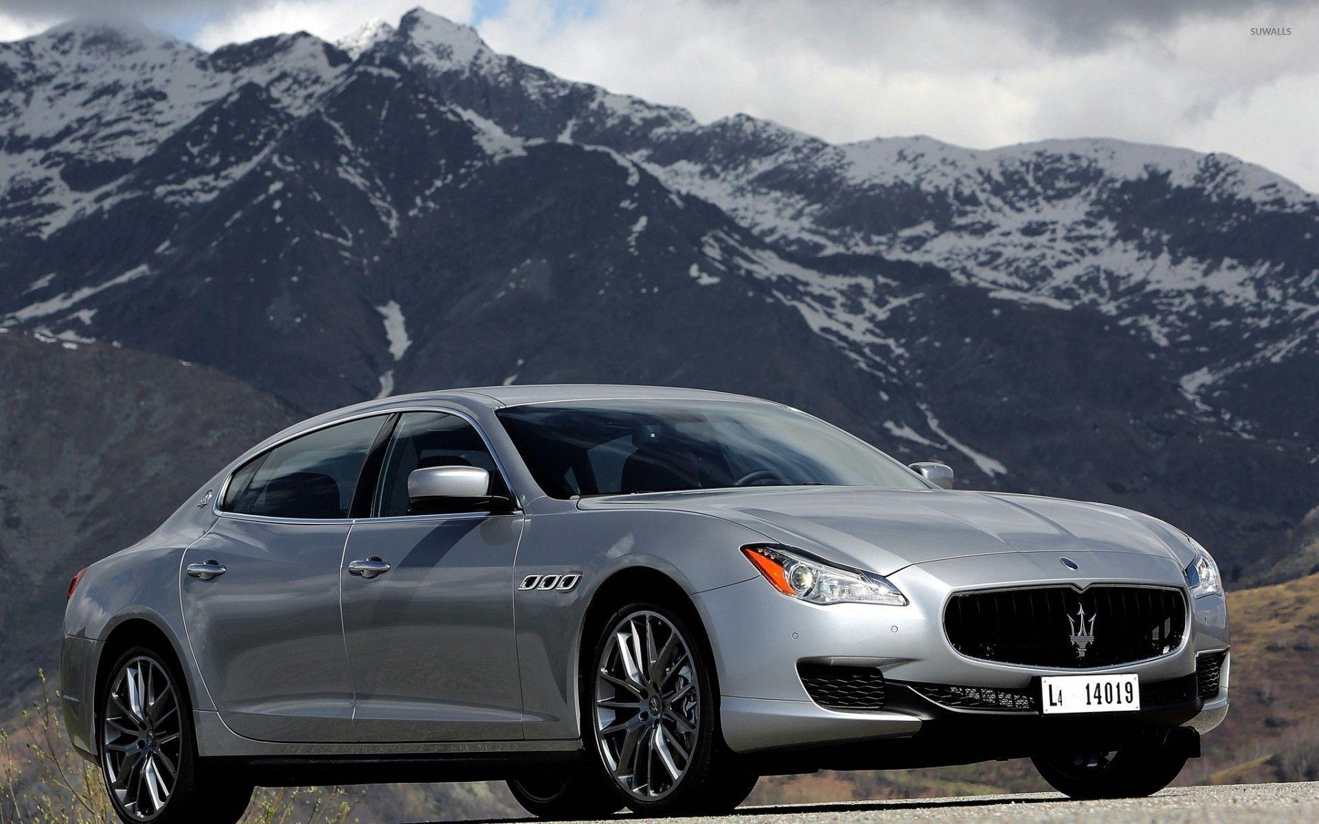 Maserati Quattroporte [2] wallpaper - Car wallpapers - #46647