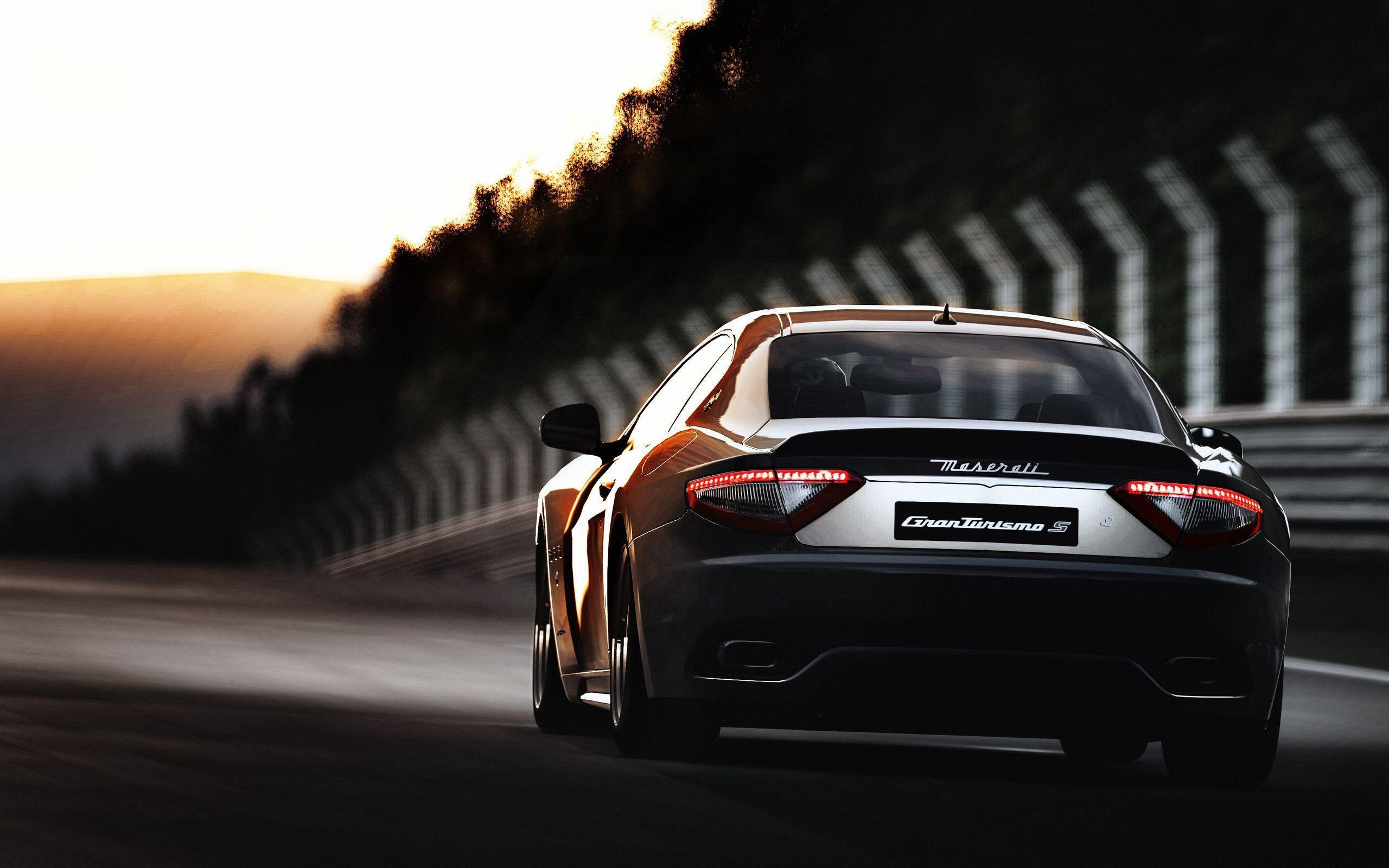 33 Maserati GranTurismo HD Wallpapers | Backgrounds - Wallpaper Abyss