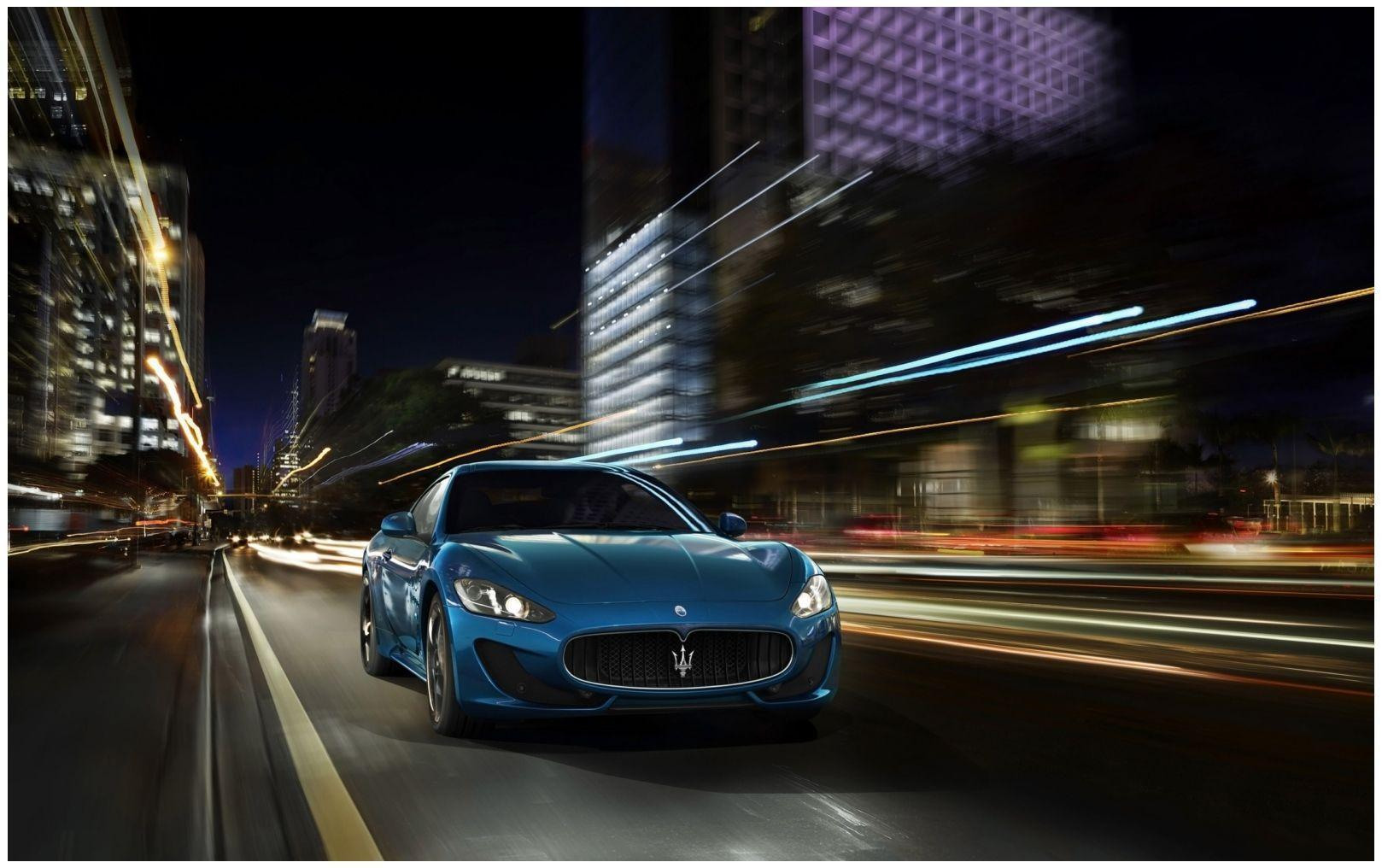 New Maserati Granturismo Hd Wallpaper free | Wallpapers ...