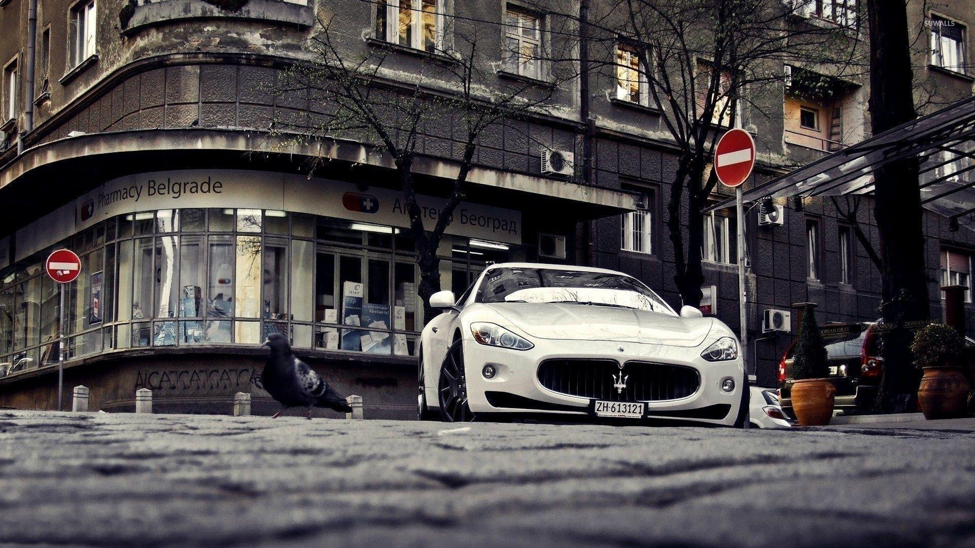 Maserati Quattroporte wallpaper - Car wallpapers - #47844