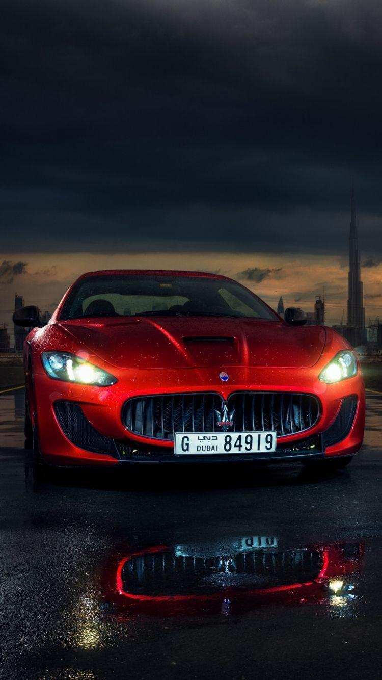 IPhone 6 Maserati Wallpapers HD, Desktop Backgrounds 750x1334 ...