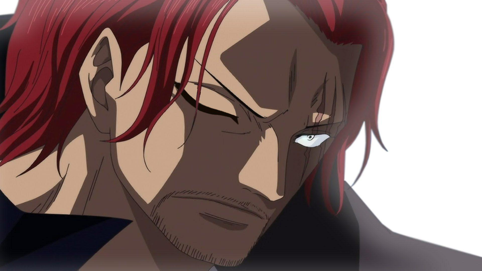 Red Hair Shanks Wallpapers Wallpaper Cave