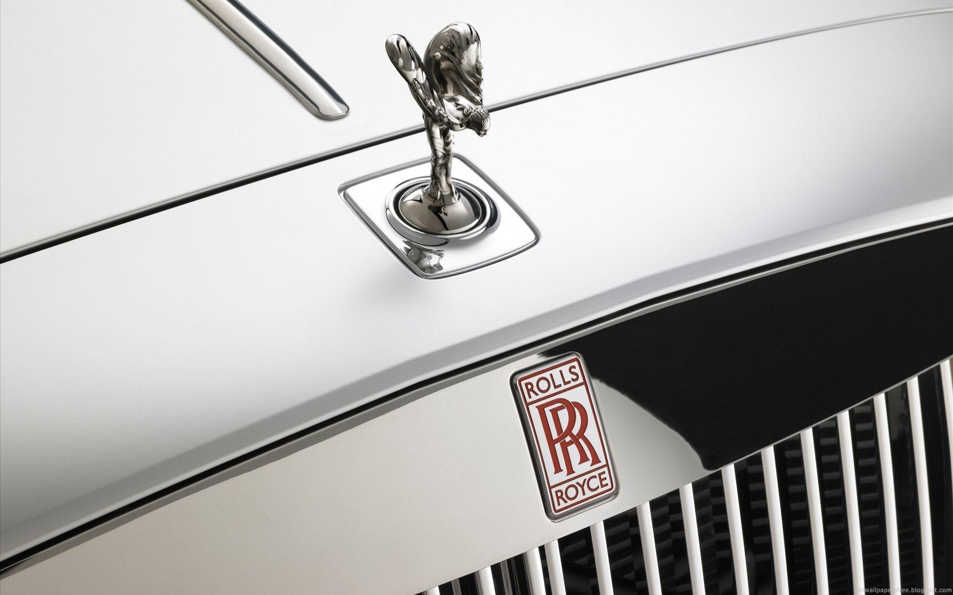 Rolls-Royce Logo Wallpapers - Wallpaper Cave