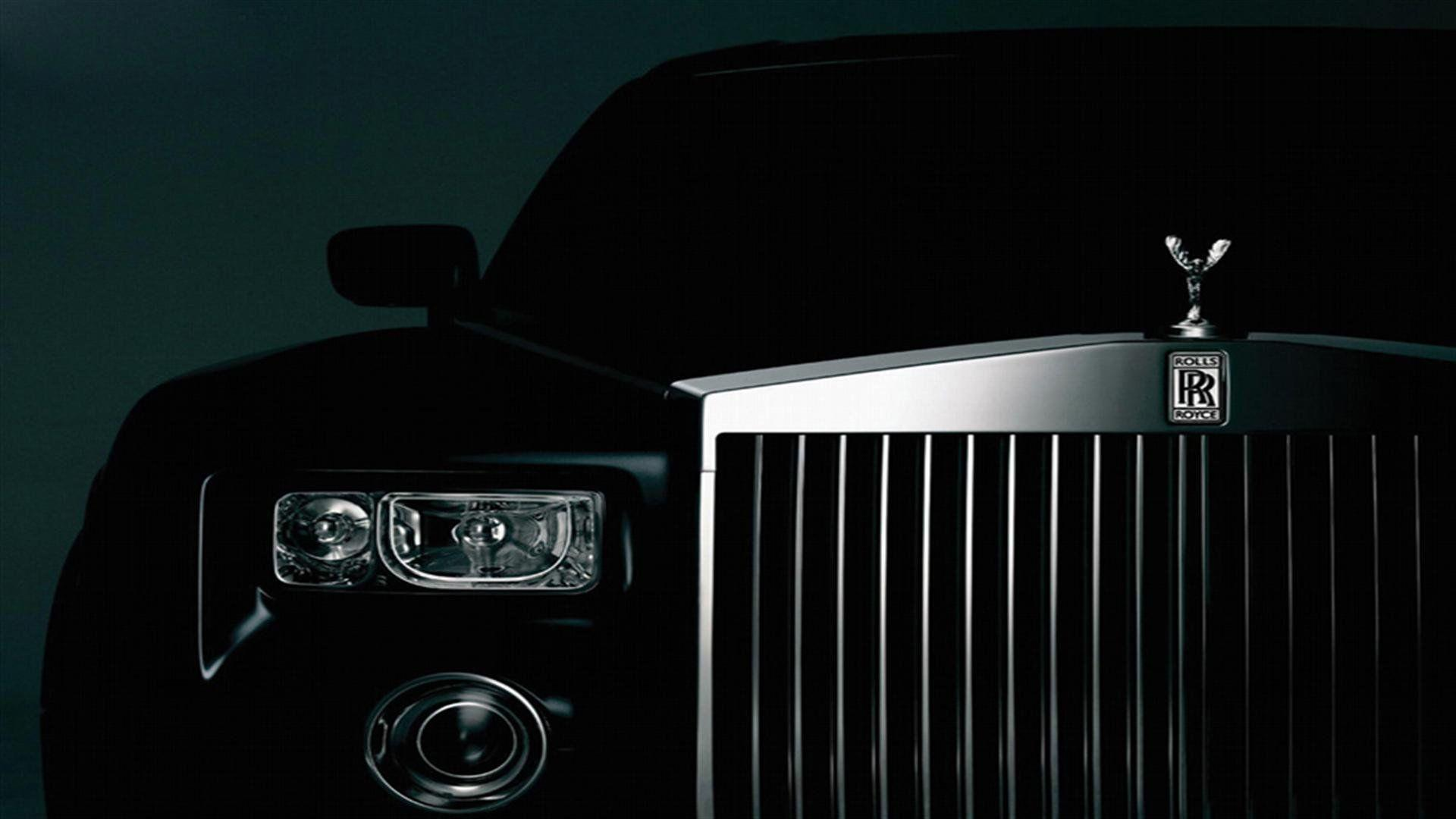 Rolls Royce Logo Wallpapers Wallpaper Cave