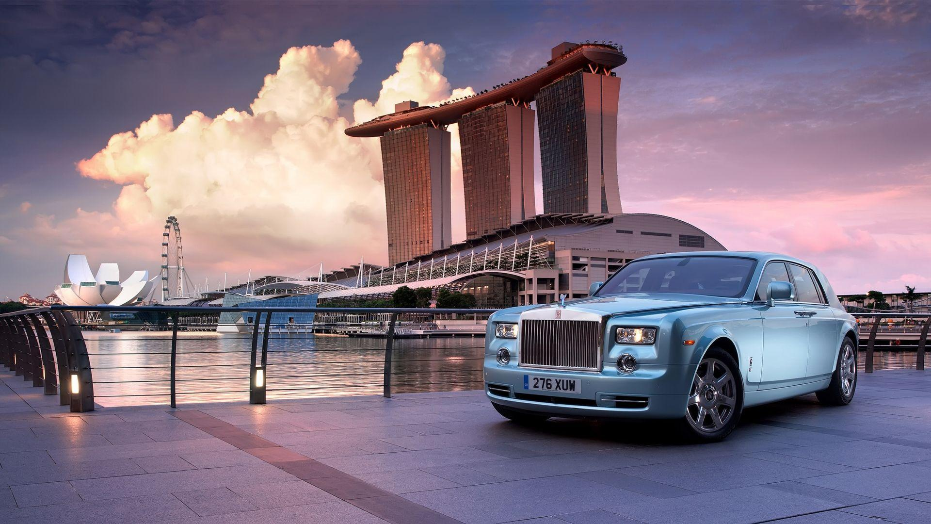 Rolls Royce Phantom Full HD Wallpapers and Backgrounds Image