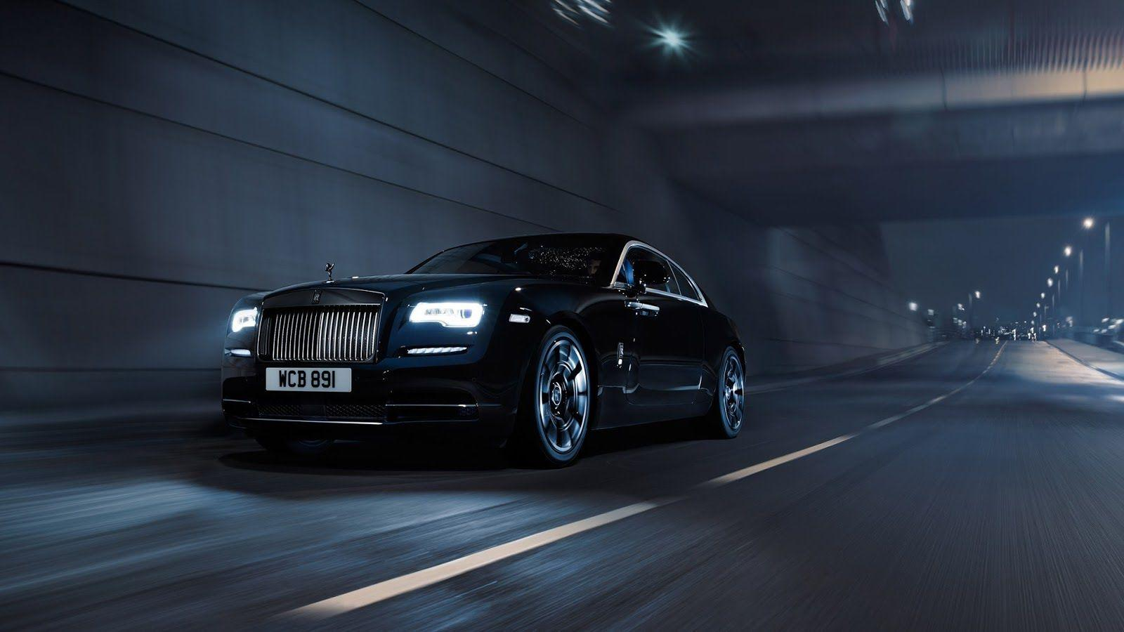 Rolls Royce Black Badge Wallpapers Wallpapers Themes