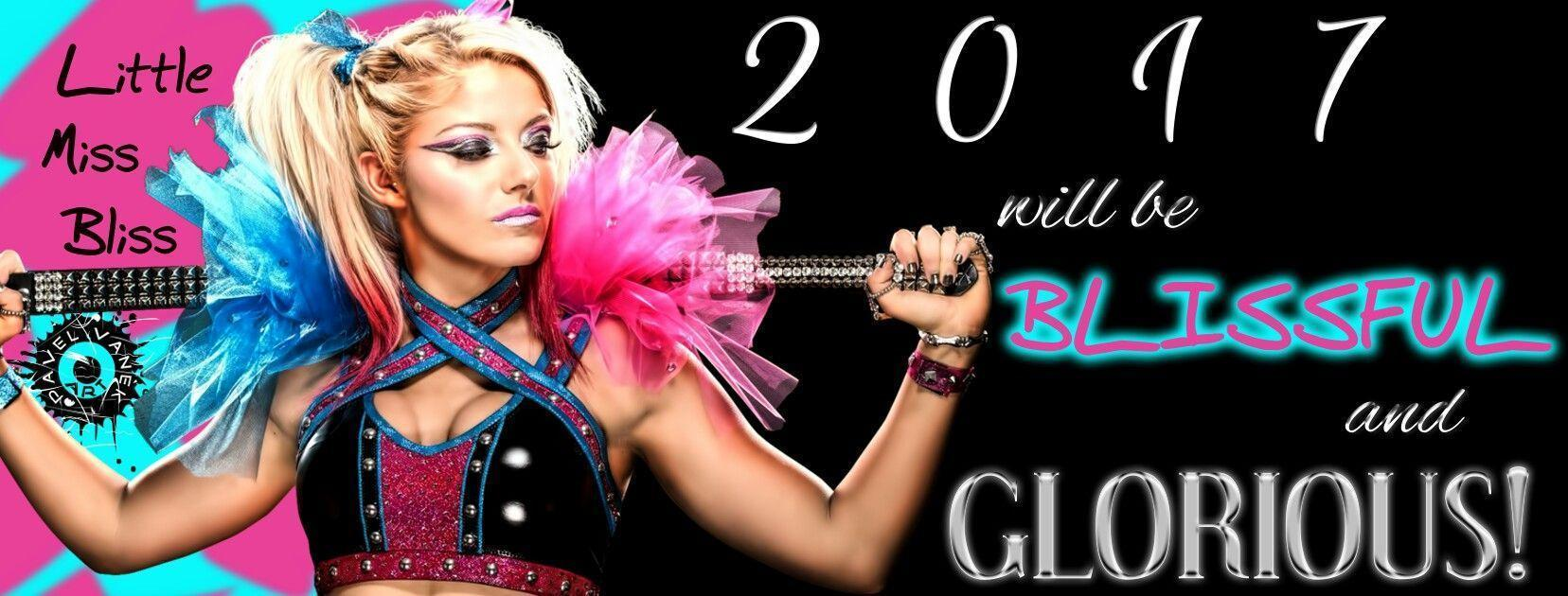 Alexa Bliss Year 2017 Wallpapers