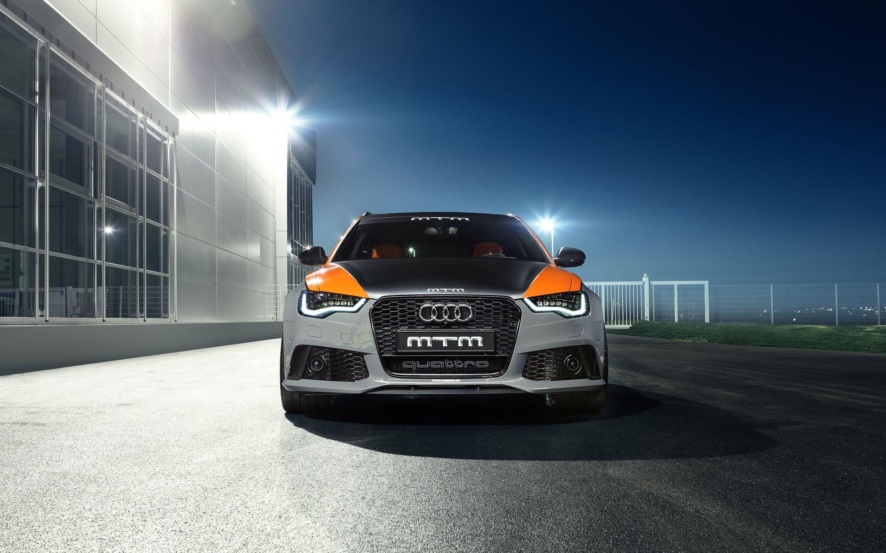 2015 MTM Audi RS6 Clubsport Wallpapers