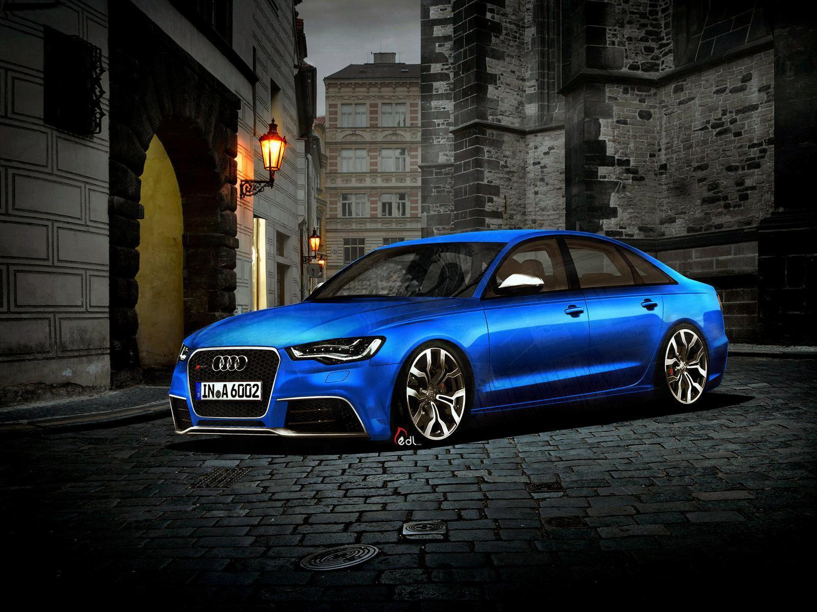 Audi RS 6 Wallpapers, 45 High Quality Audi RS 6 Wallpapers