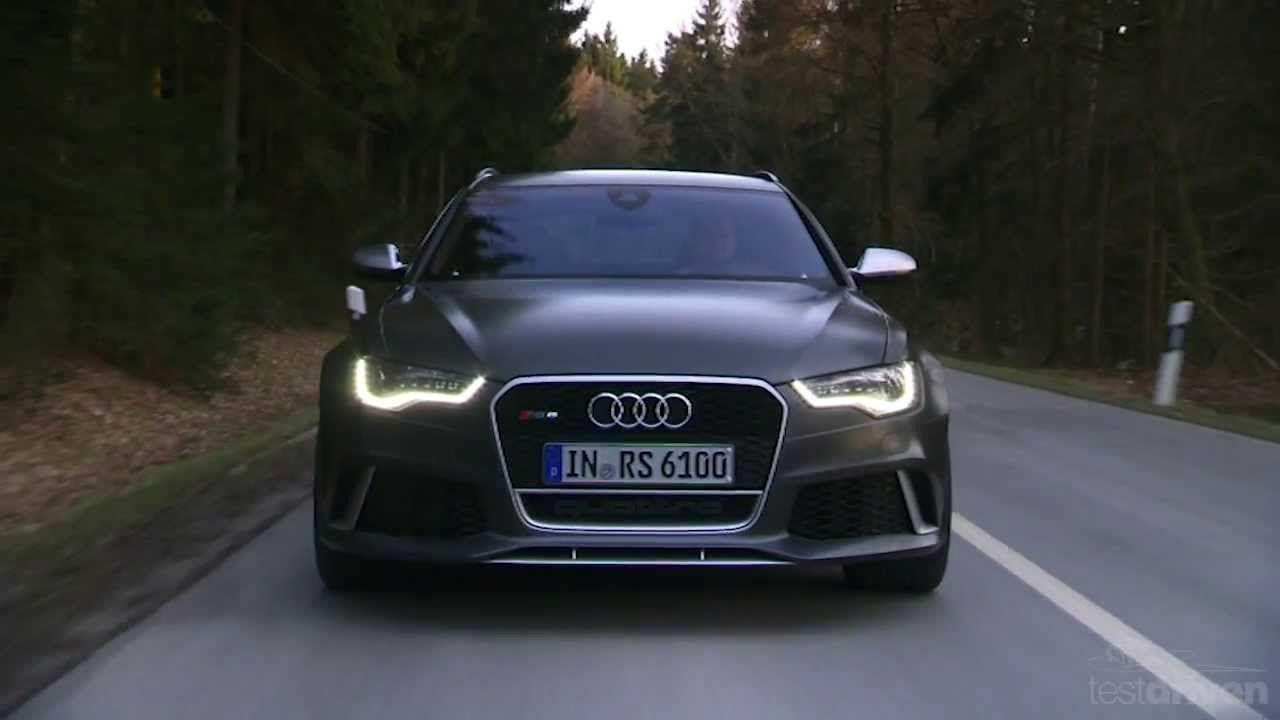 Audi Rs6 Coupe Wallpapers