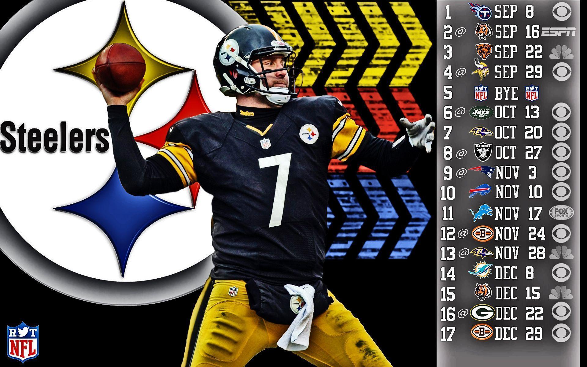 Pittsburgh Steelers Football Wallpapers