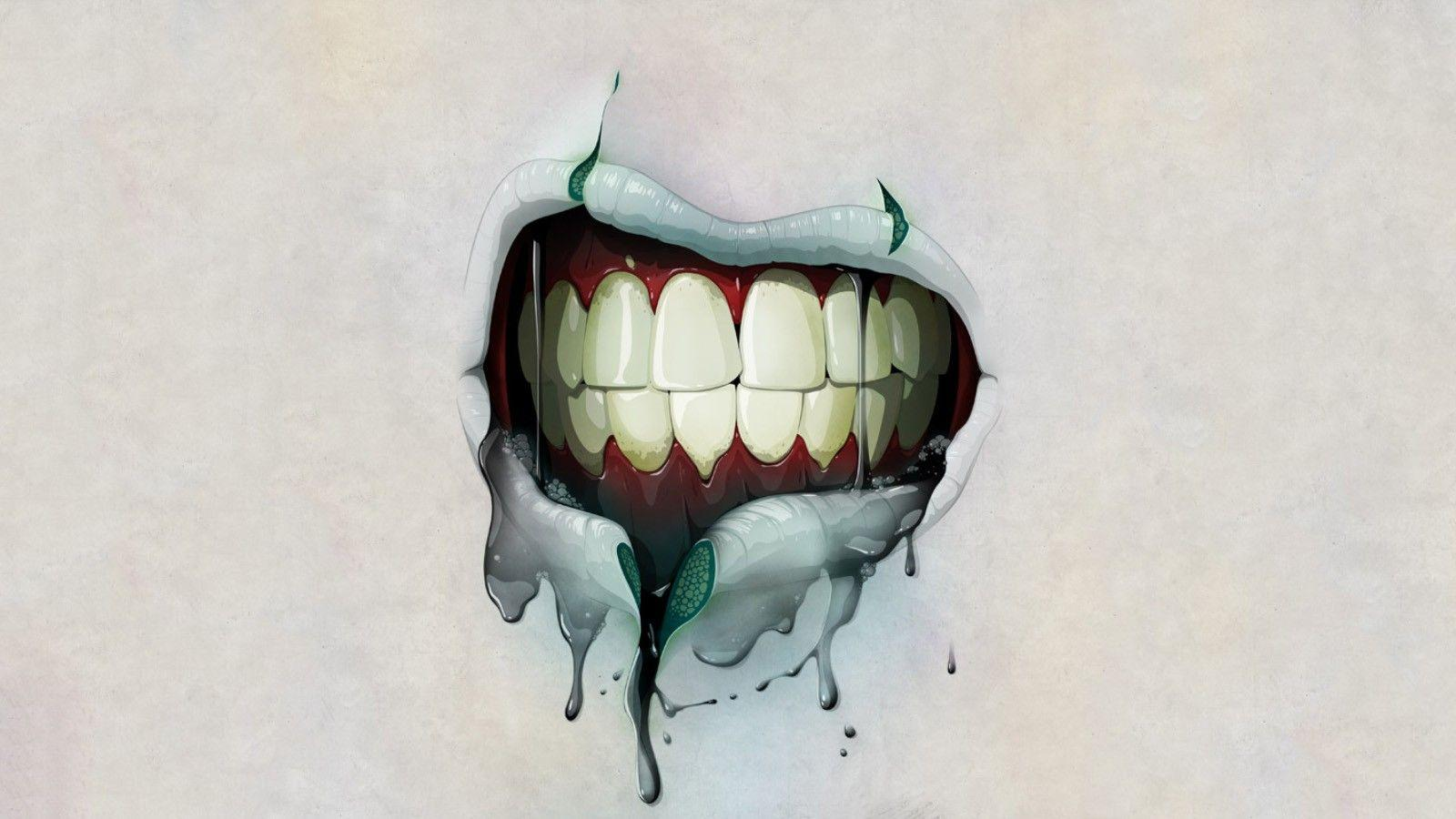 Teeth Wallpapers - Wallpaper Cave