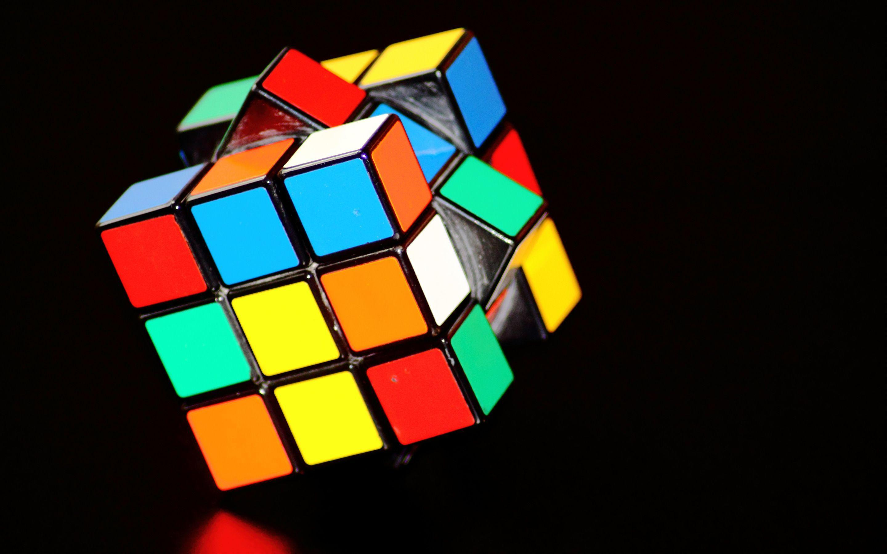 Rubiks Cube Wallpapers Wallpaper Cave