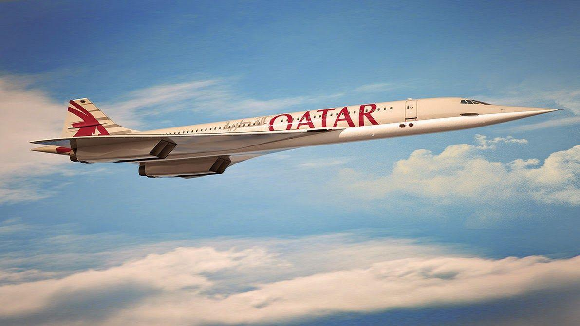 Qatar Airways Wallpapers Wallpaper Cave