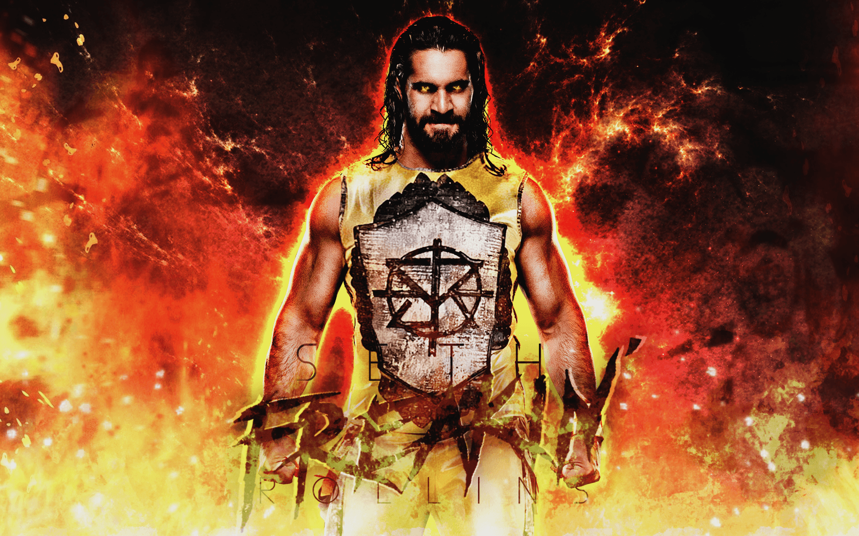 wwe seth rollins wallpapers wallpaper cave