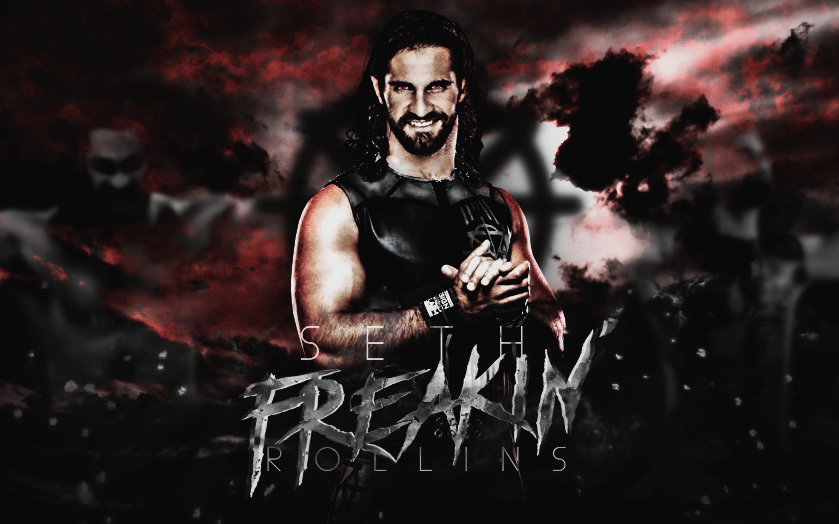 Seth rollins hd wallpaper