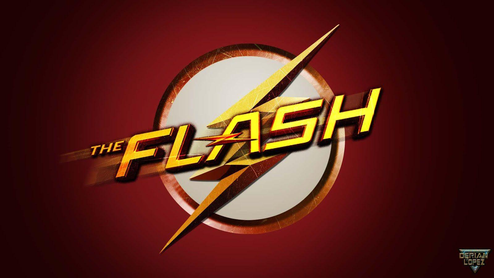 The Flash Symbol Wallpapers