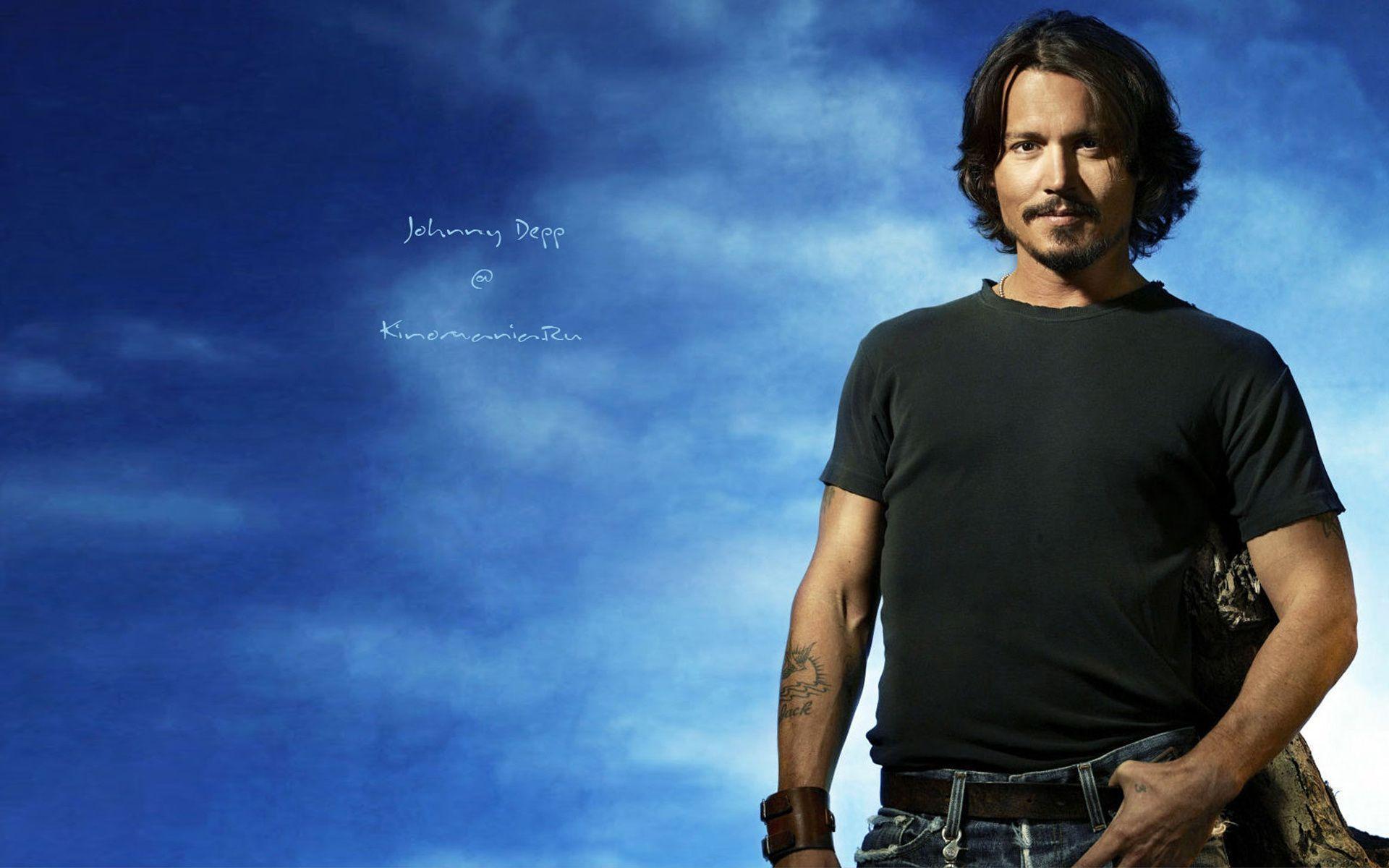 Johnny Depp Actor Wallpapers