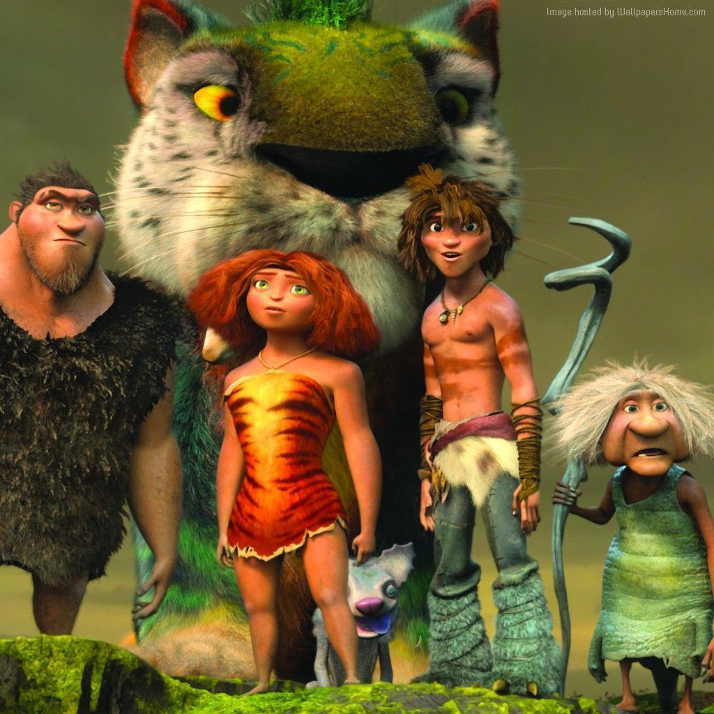 The Croods 2 Movie: The Croods Wallpapers