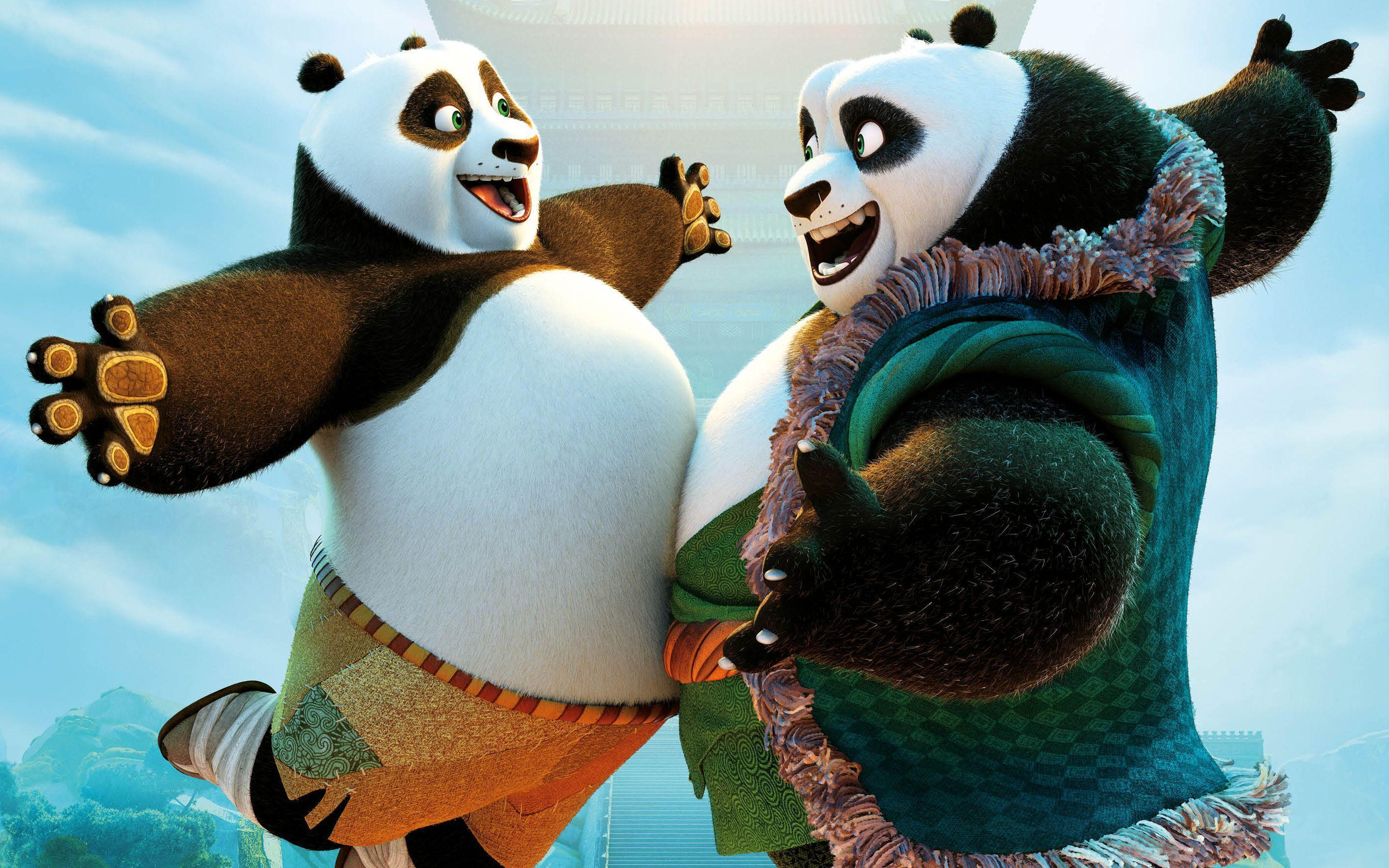 kung fu panda 3 wallpapers - wallpaper cave