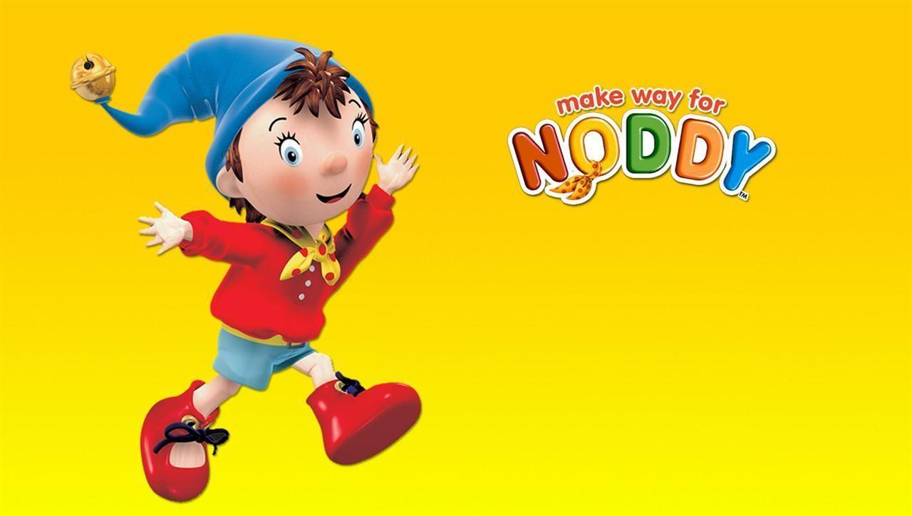 Noddy - 90s Cartoons