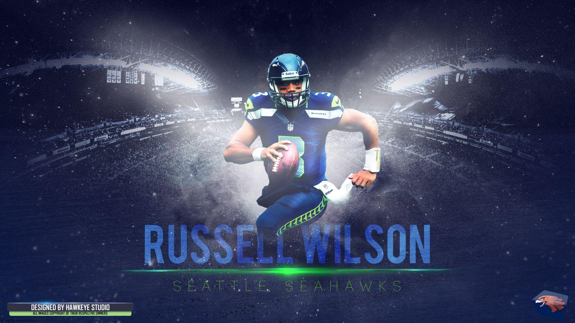 2 Russell Wilson HD Wallpapers | Backgrounds - Wallpaper Abyss