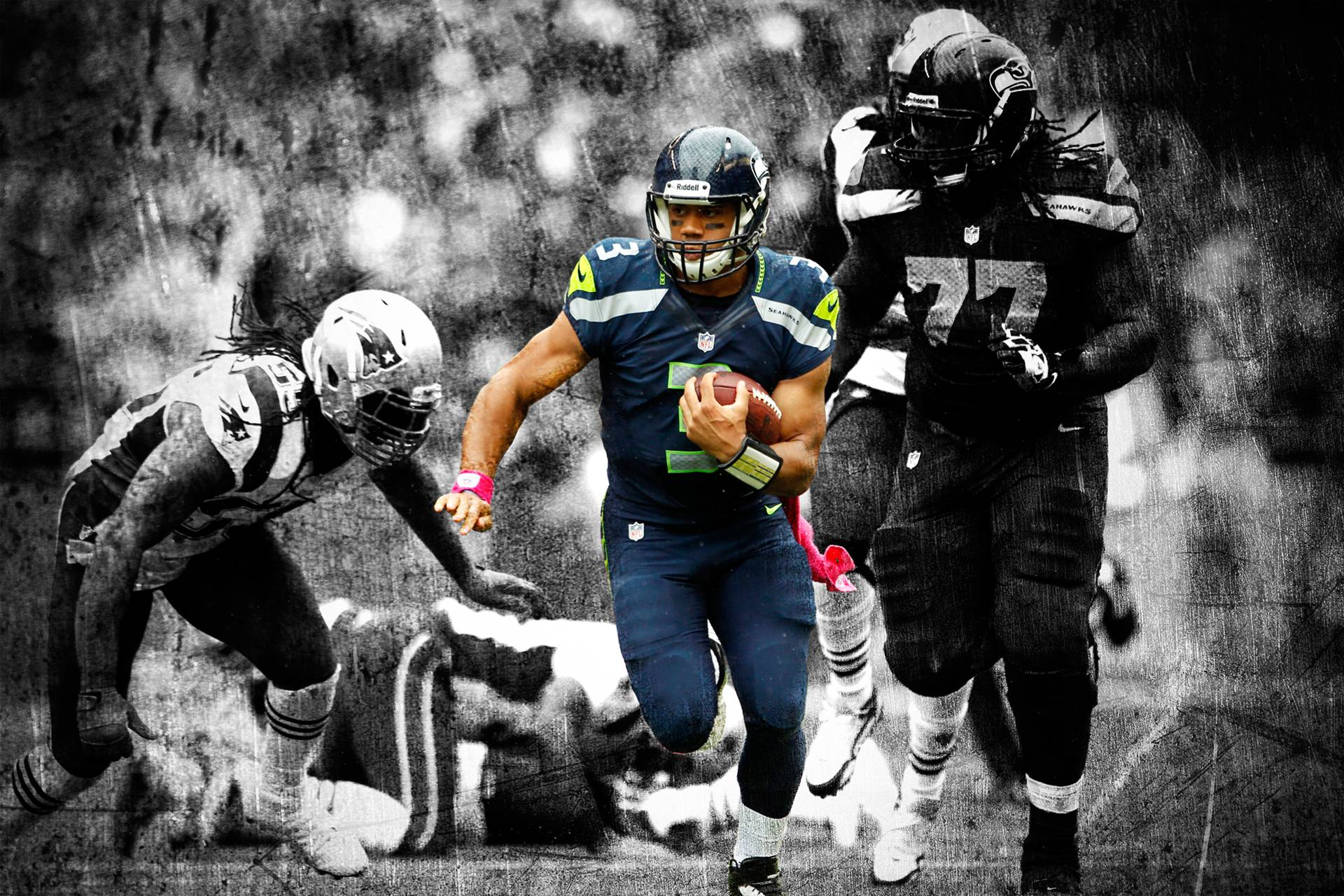 Russell Wilson Wallpapers - Wallpaper Cave