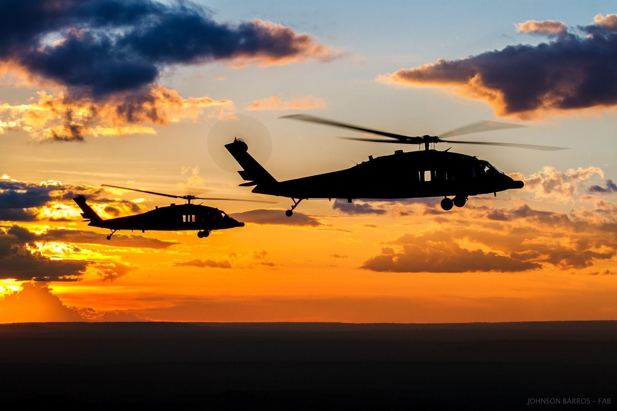 Sikorsky Uh 60 Black Hawk Wallpapers Wallpaper Cave