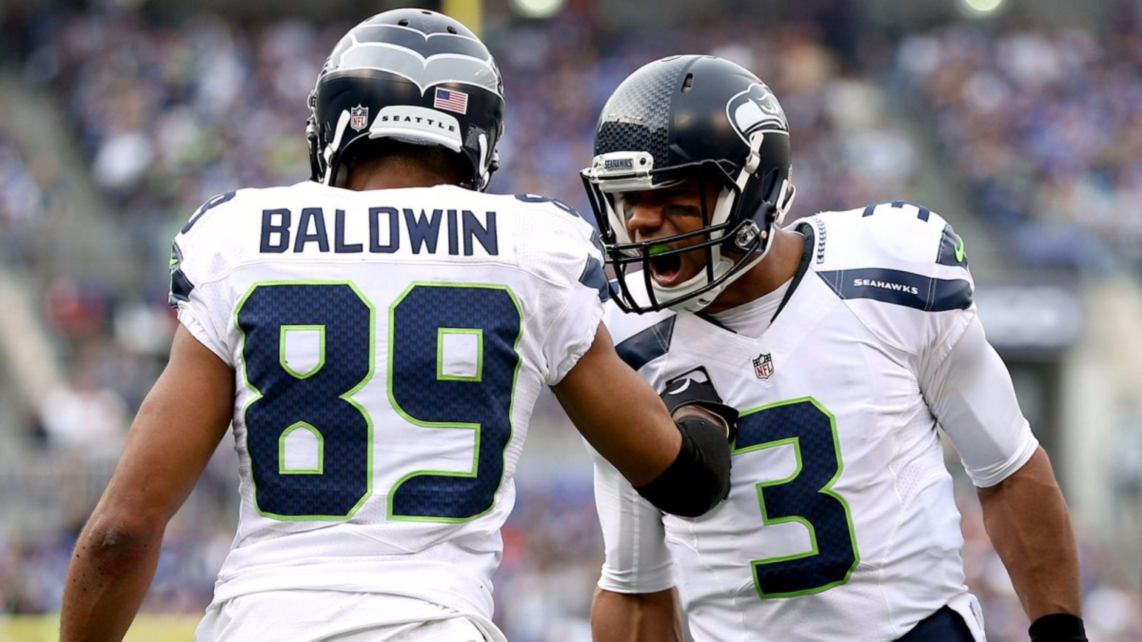 Baldwin and 2016 Russell Wilson 4K Wallpapers | Free 4K Wallpaper