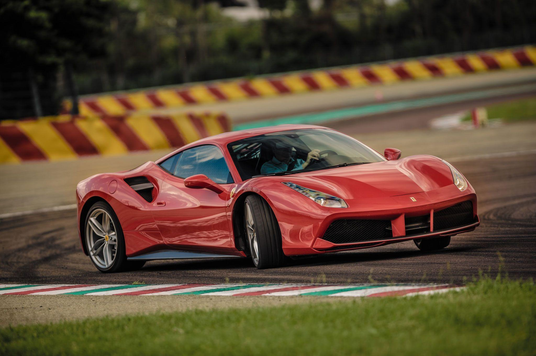 Ferrari 488gtb Wallpapers Wallpaper Cave