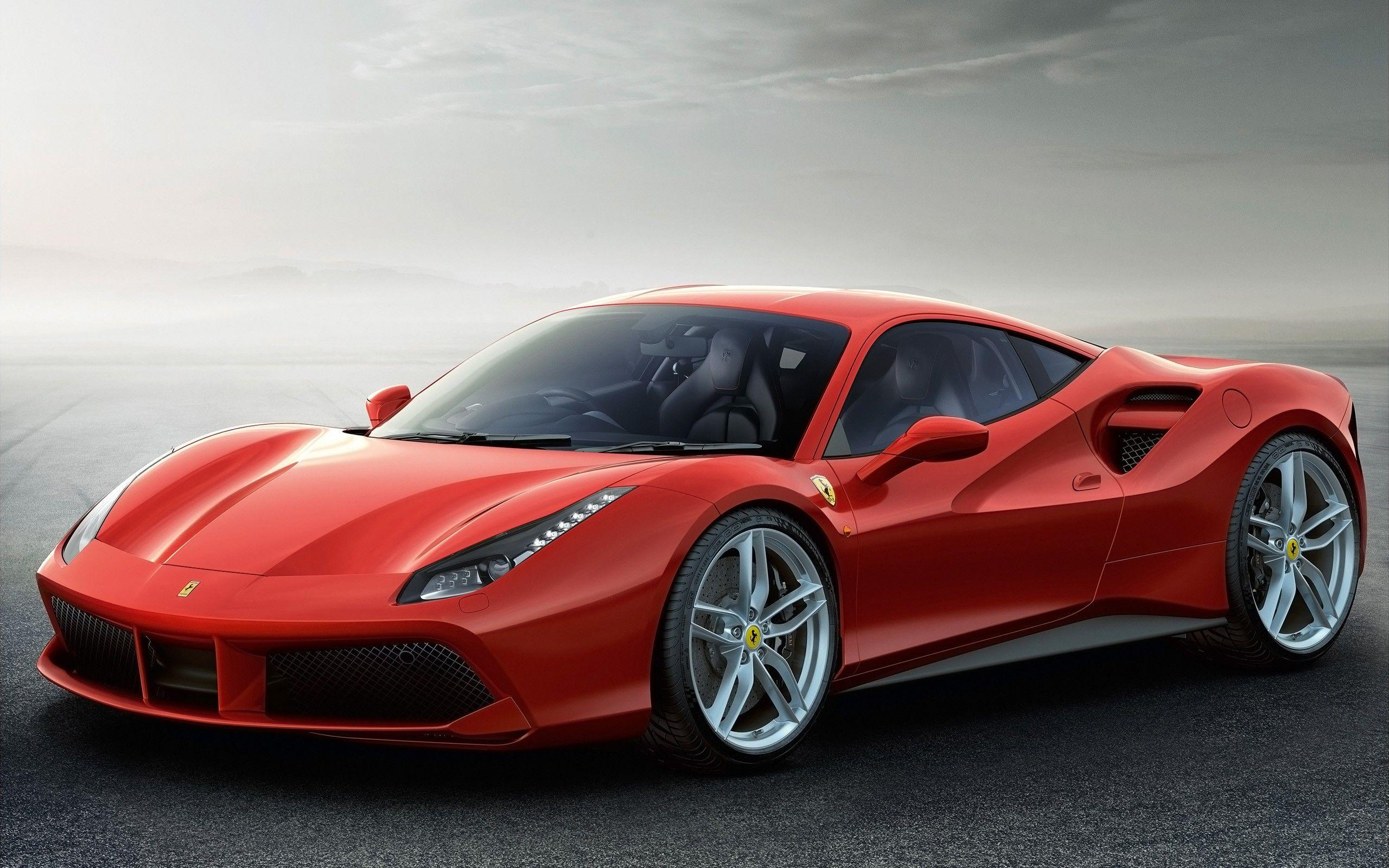 Ferrari 488 Wallpapers Wallpaper Cave