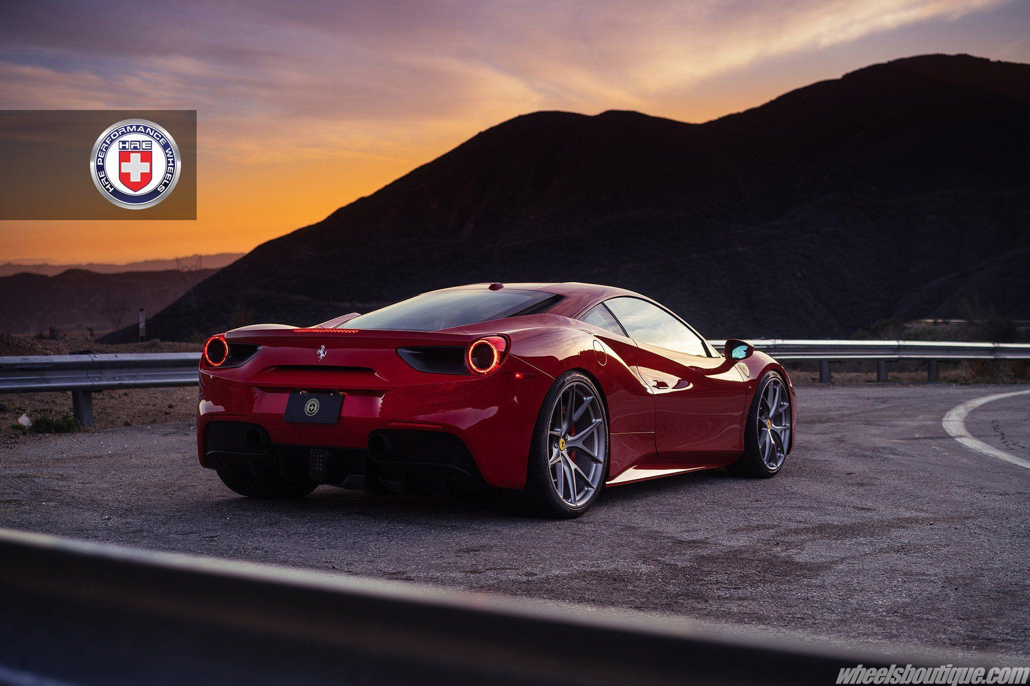 Ferrari 488 Wallpapers For Desktop