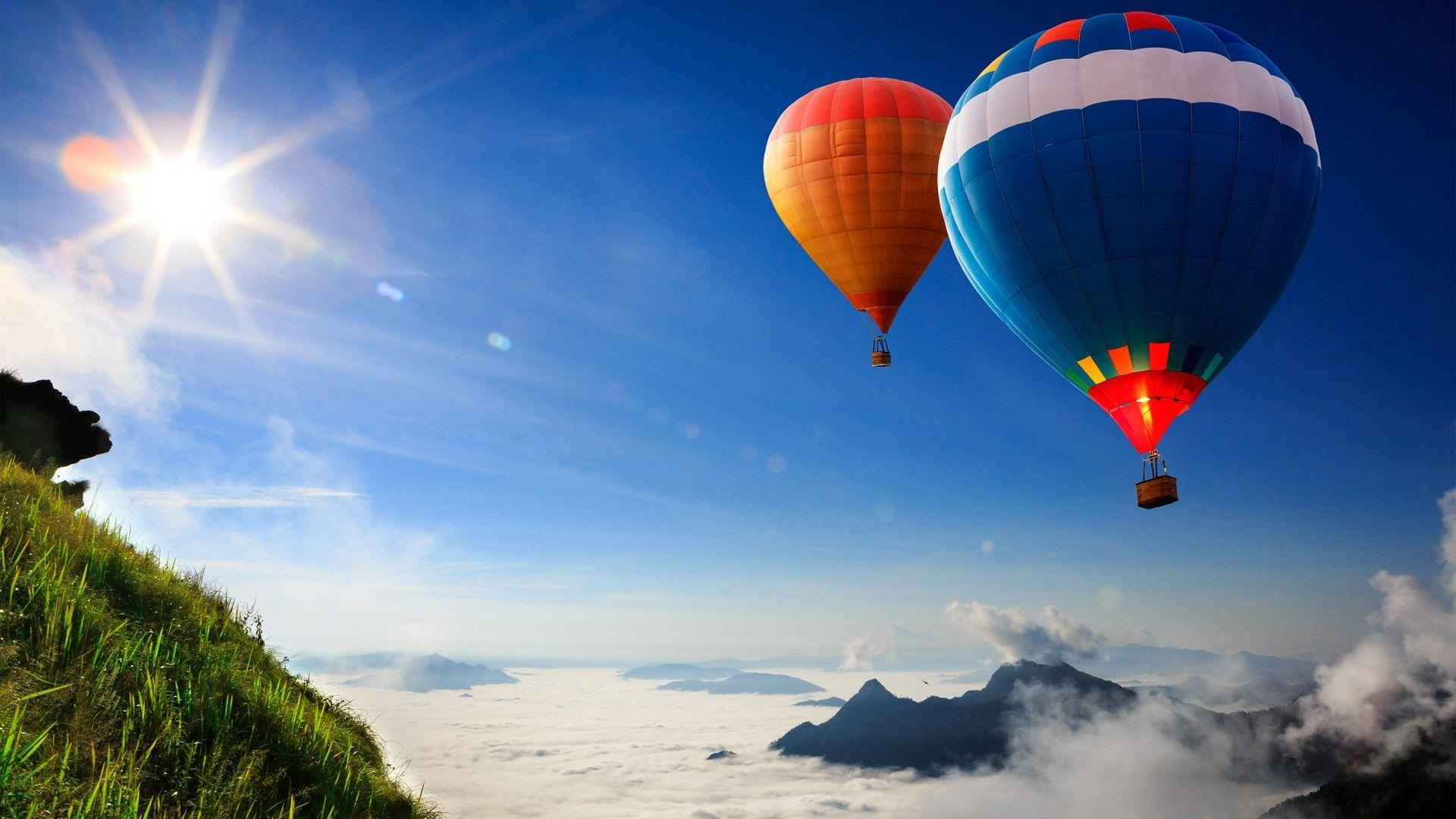 Hot Air Balloons Wallpapers Wallpaper Cave