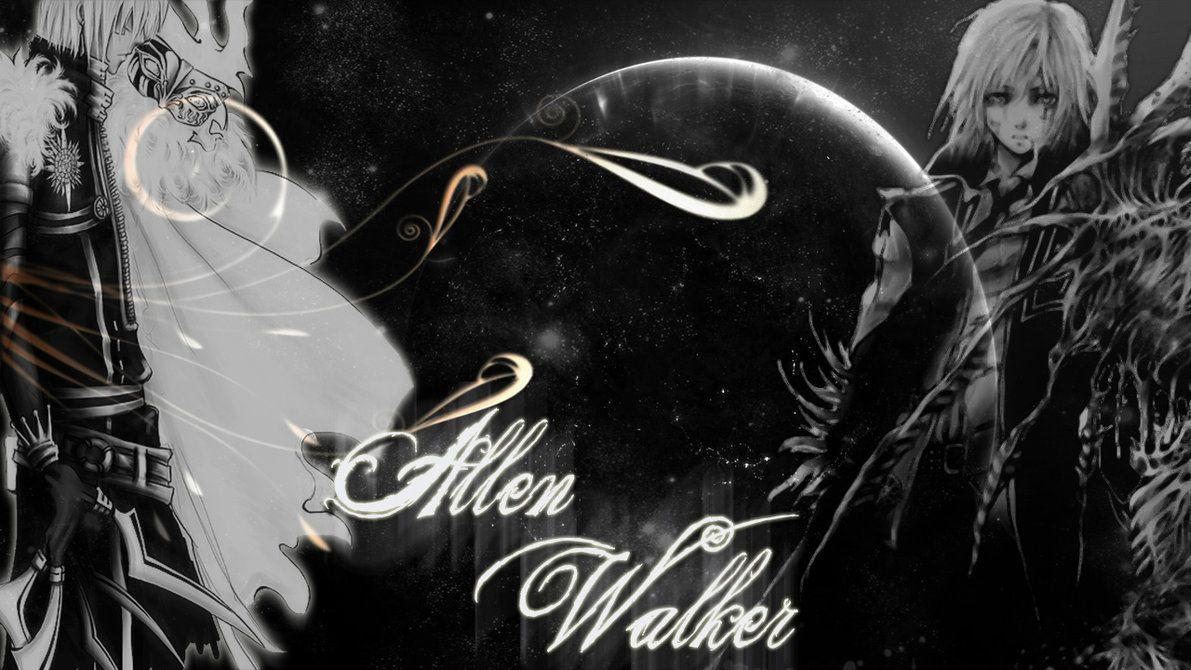 allen walker wallpapers wallpaper cave