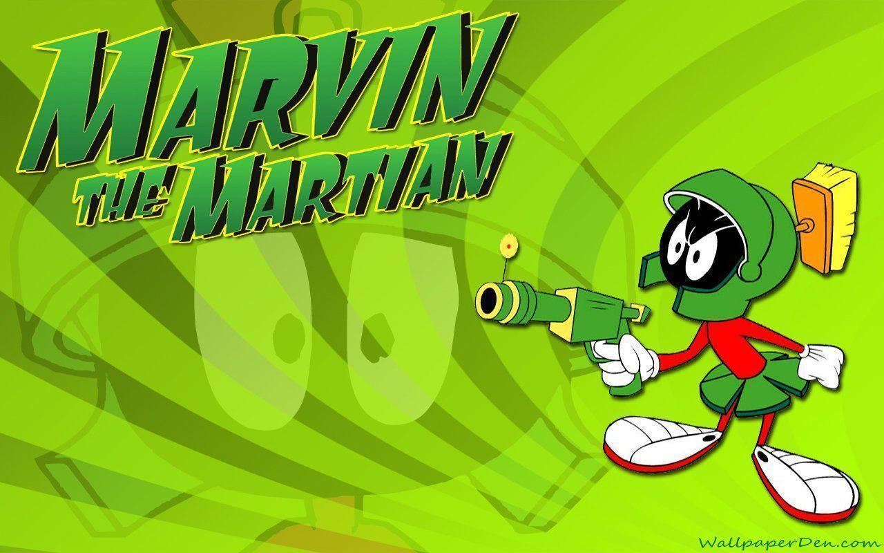 Marvin The Martian Wallpapers - Wallpaper CaveMarvin The Martian Ipad Wallpaper