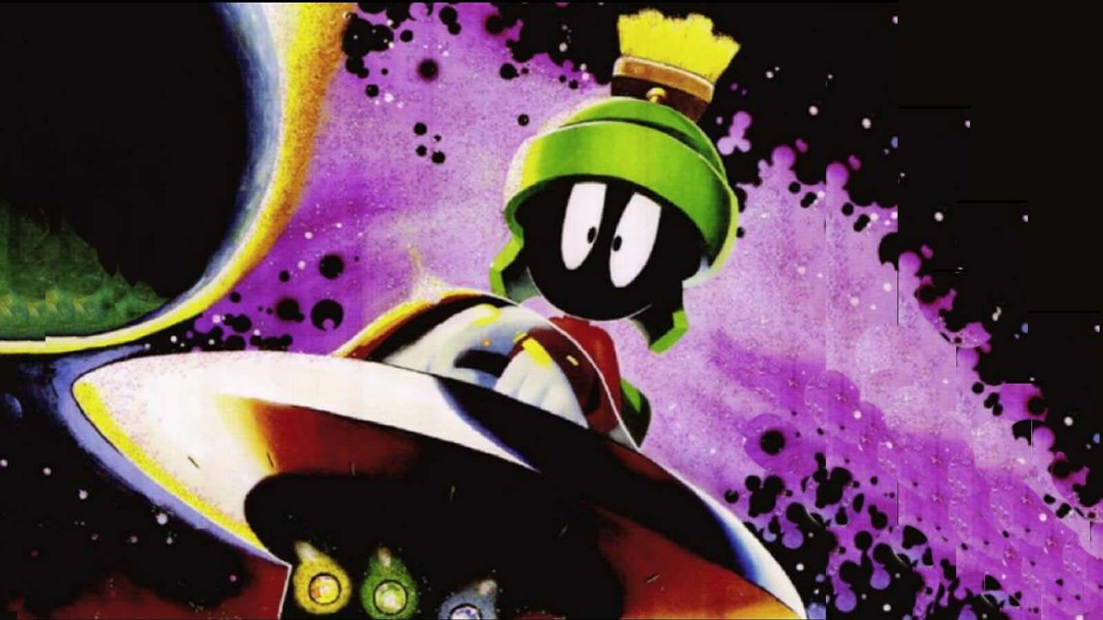 Looney Tunes Marvin Martian Wallpapers