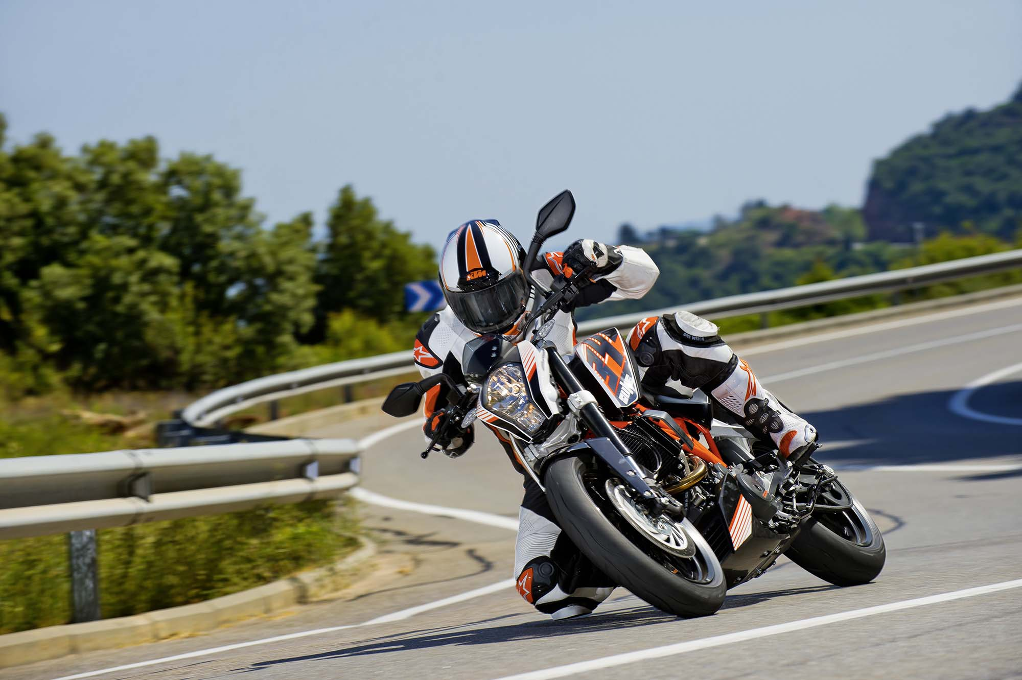 KTM 390 Duke 2013 Wallpapers